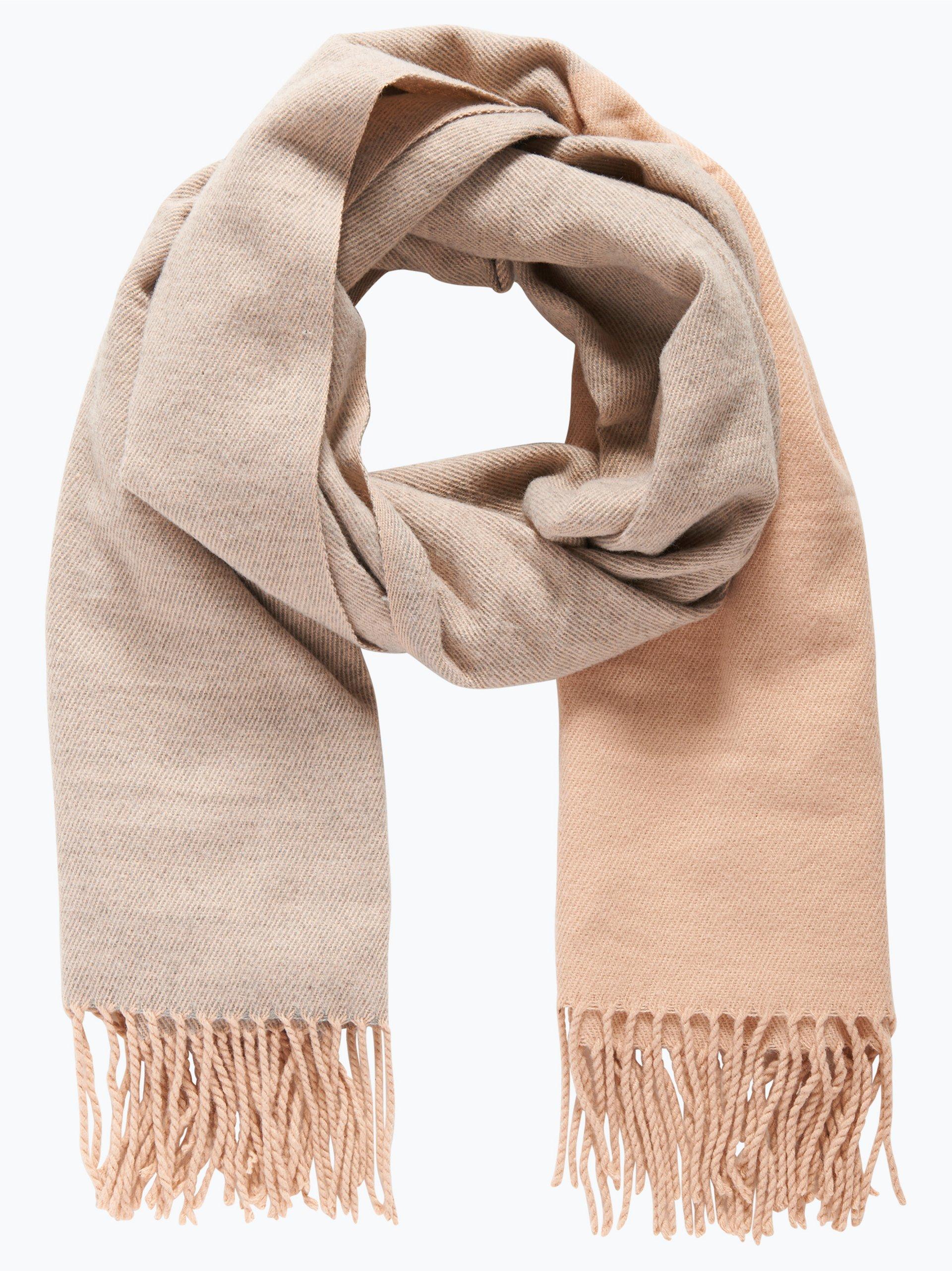 Pieces damen schal pcfrida silber uni online kaufen for Schal binden damen
