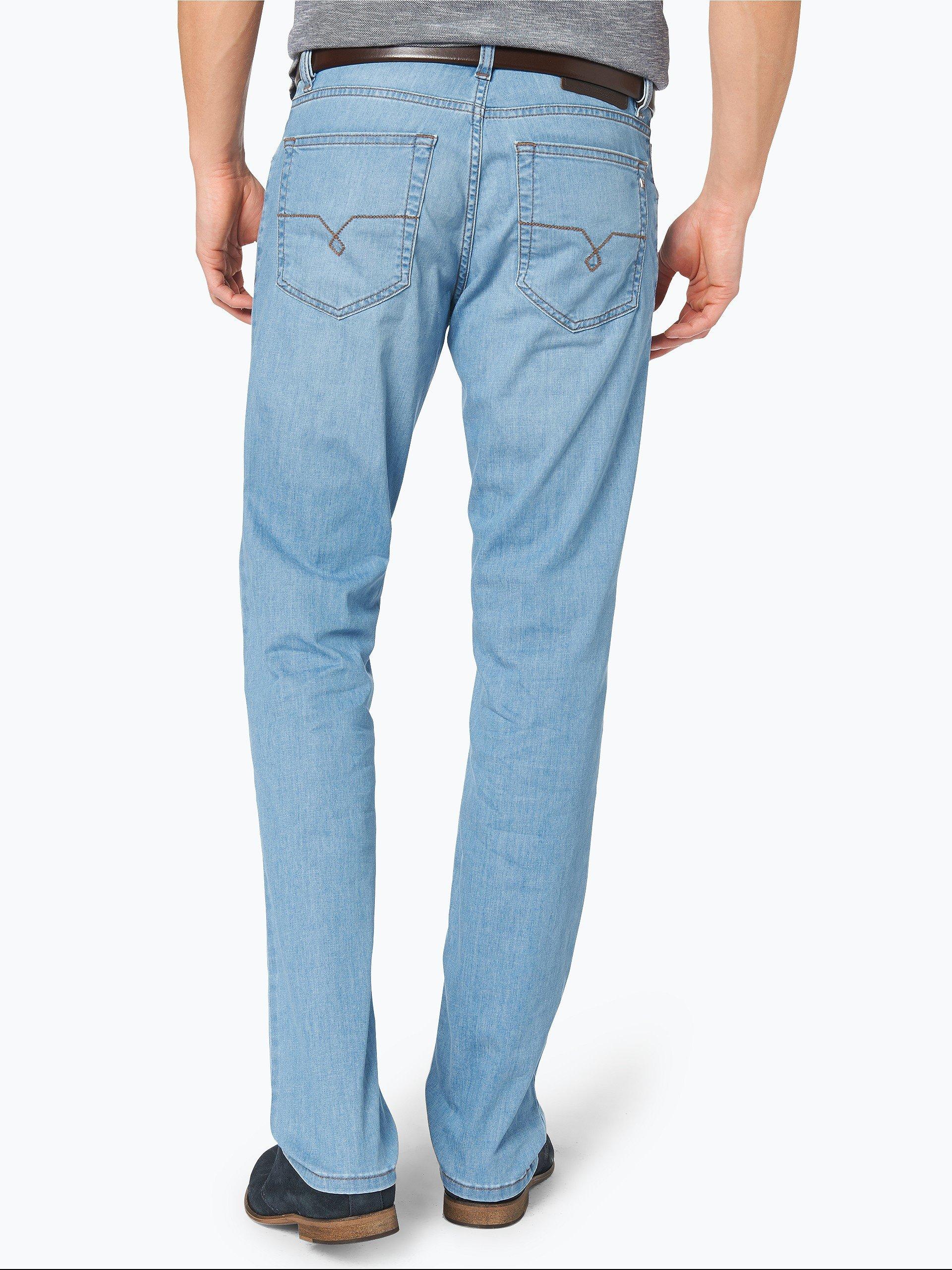pierre cardin herren jeans deauville bleached uni online. Black Bedroom Furniture Sets. Home Design Ideas