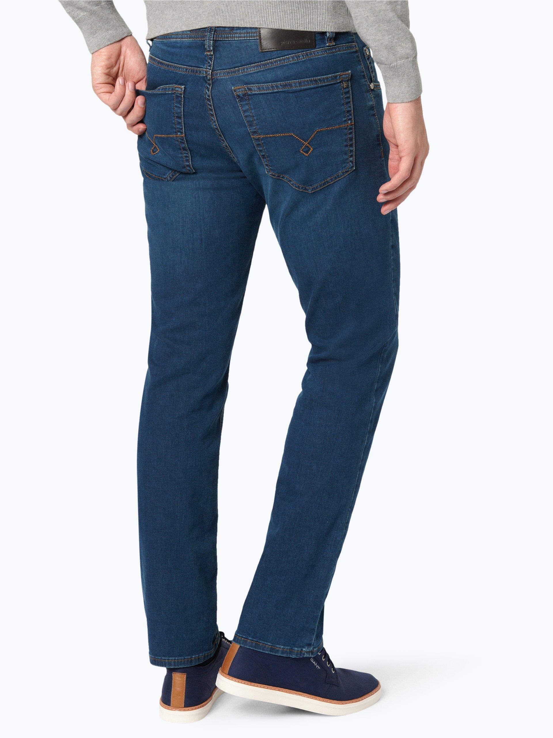 pierre cardin herren jeans deauville dark stone uni. Black Bedroom Furniture Sets. Home Design Ideas