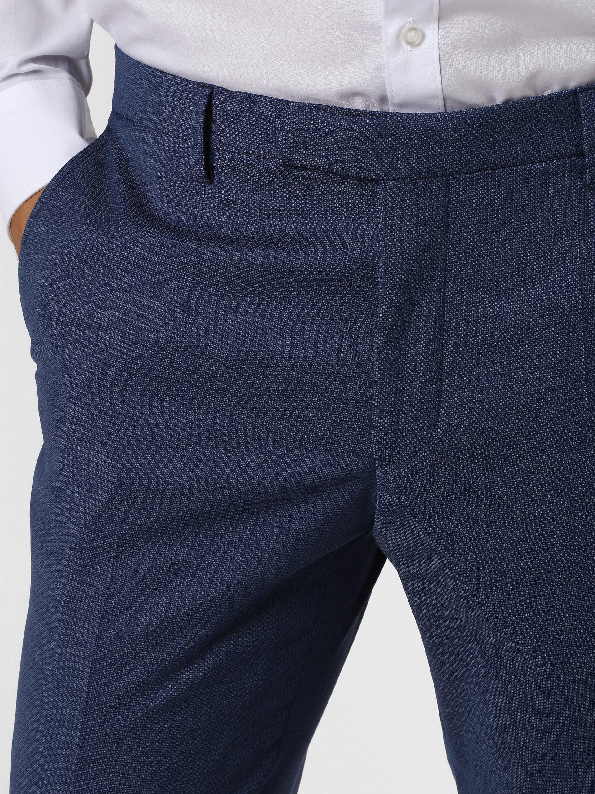 Pierre Cardin Męskie spodnie od garnituru modułowego – Dupont FF
