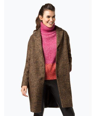 Płaszcz damski z dodatkiem alpaki – Cimarx_L