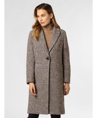 Płaszcz damski z dodatkiem alpaki – Cimentor