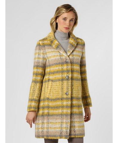Płaszcz damski z dodatkiem alpaki – Cimiracle
