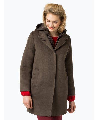 Płaszcz damski z dodatkiem alpaki – Ninfea