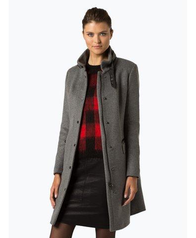 Płaszcz damski z dodatkiem kaszmiru – Citrever
