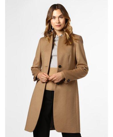 Płaszcz damski z dodatkiem kaszmiru – Citudor