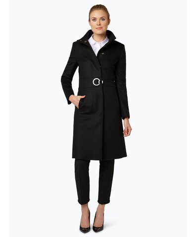 Płaszcz damski z dodatkiem kaszmiru – Mivana