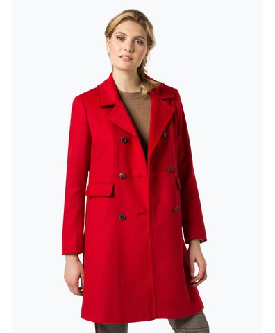 Płaszcz damski z dodatkiem kaszmiru – Tessla