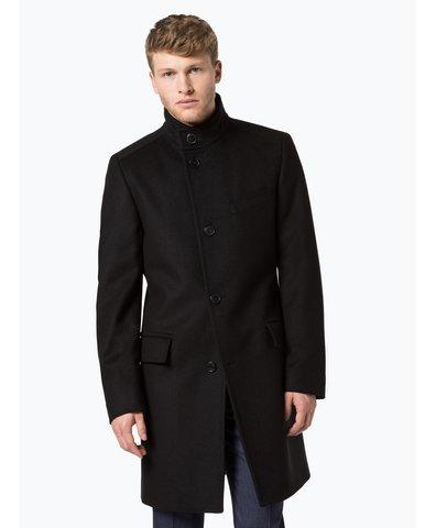Płaszcz męski z dodatkiem kaszmiru – C-Sintrax