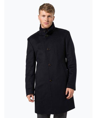 Płaszcz męski z dodatkiem kaszmiru