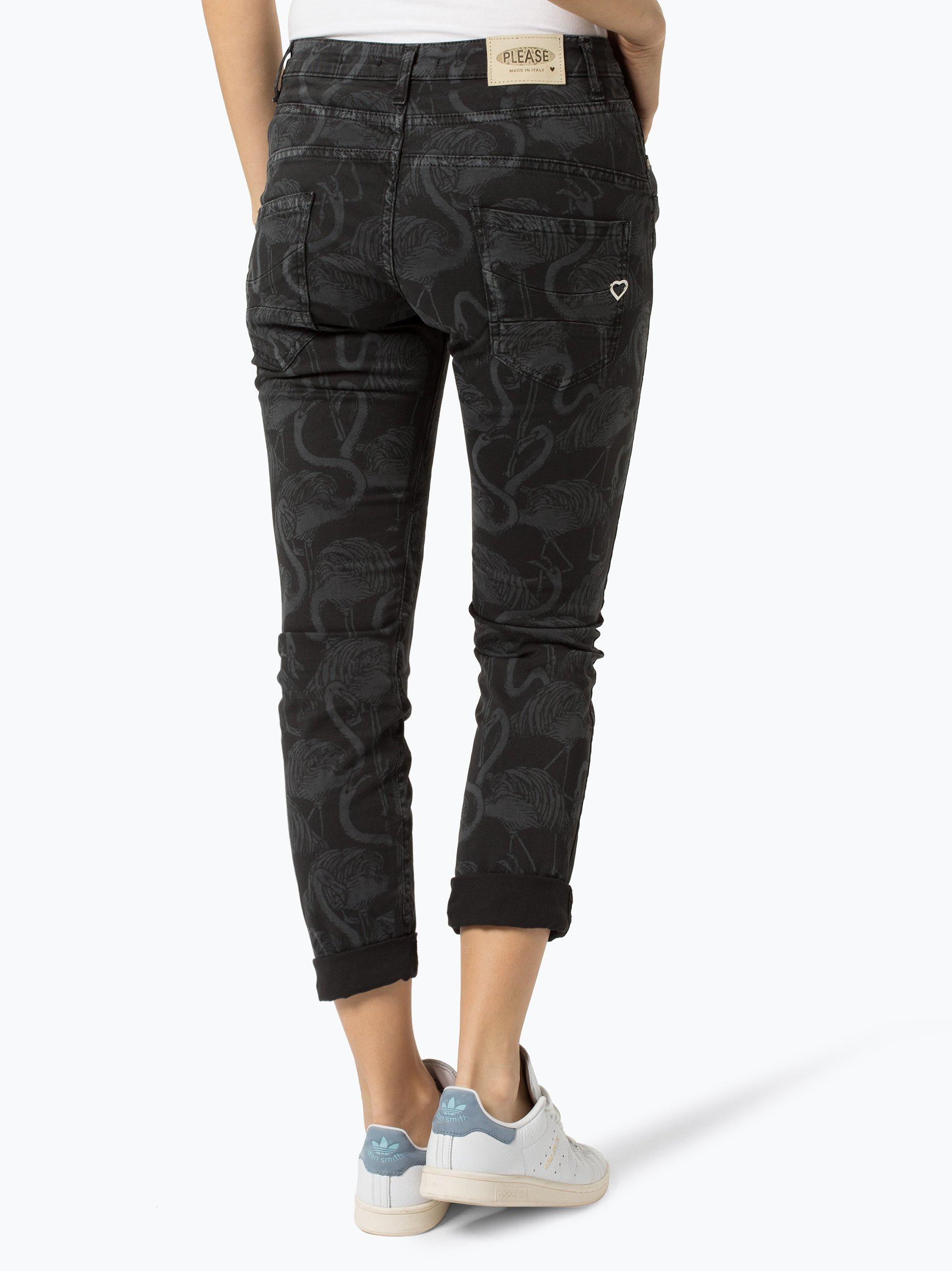 please damen jeans schwarz anthrazit uni online kaufen peek und cloppenburg de. Black Bedroom Furniture Sets. Home Design Ideas