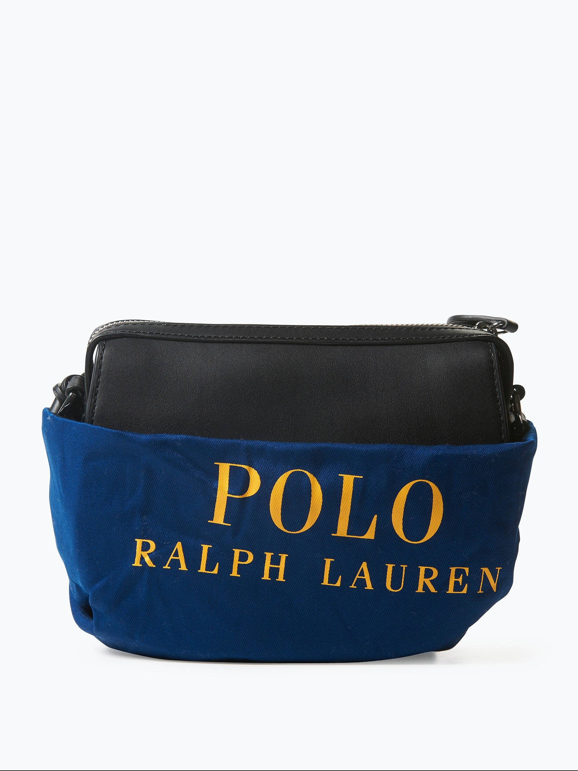 polo ralph lauren damen handtasche aus leder online kaufen. Black Bedroom Furniture Sets. Home Design Ideas