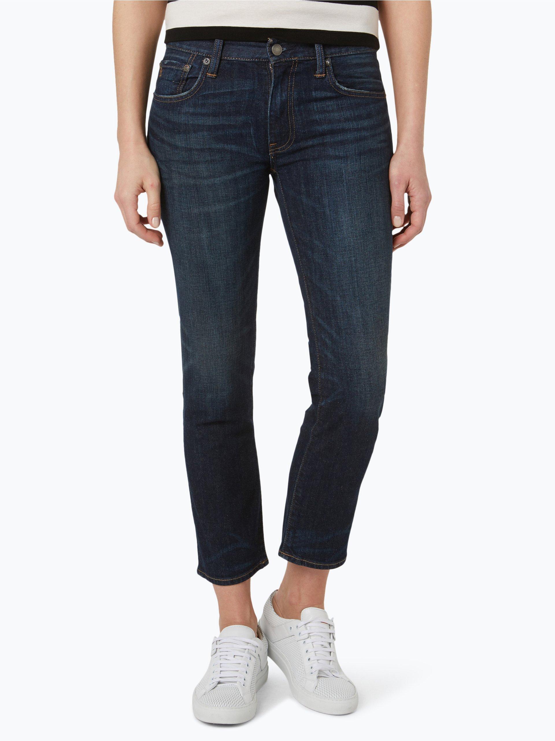 polo ralph lauren damen jeans dark stone uni online kaufen. Black Bedroom Furniture Sets. Home Design Ideas