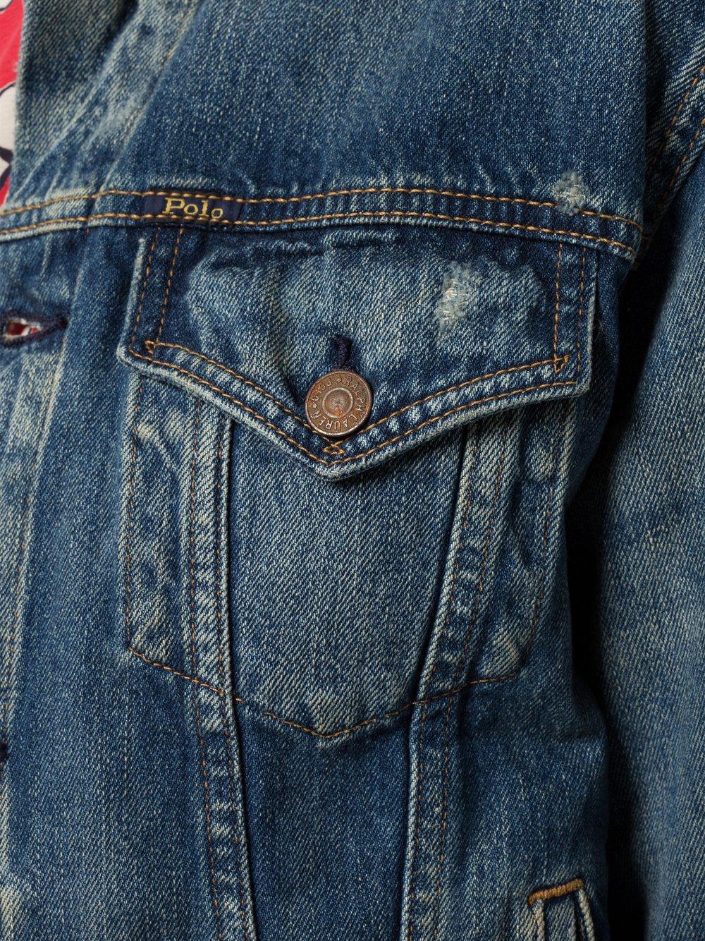 Polo Ralph Lauren Damen Jeansjacke  2  online kaufen   PEEK-UND ... 47d5d6816f