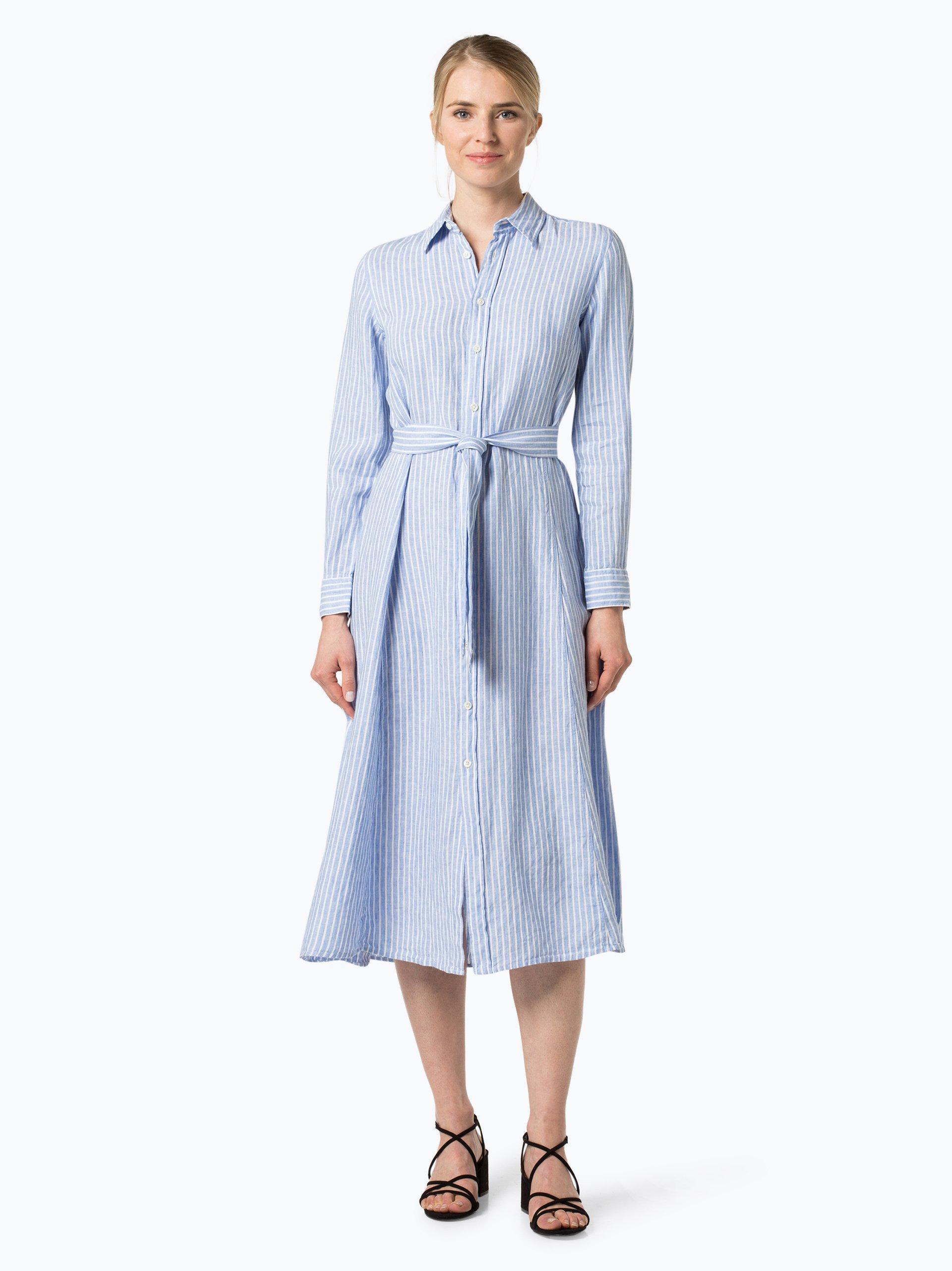 Polo Ralph Lauren Damen Leinenkleid