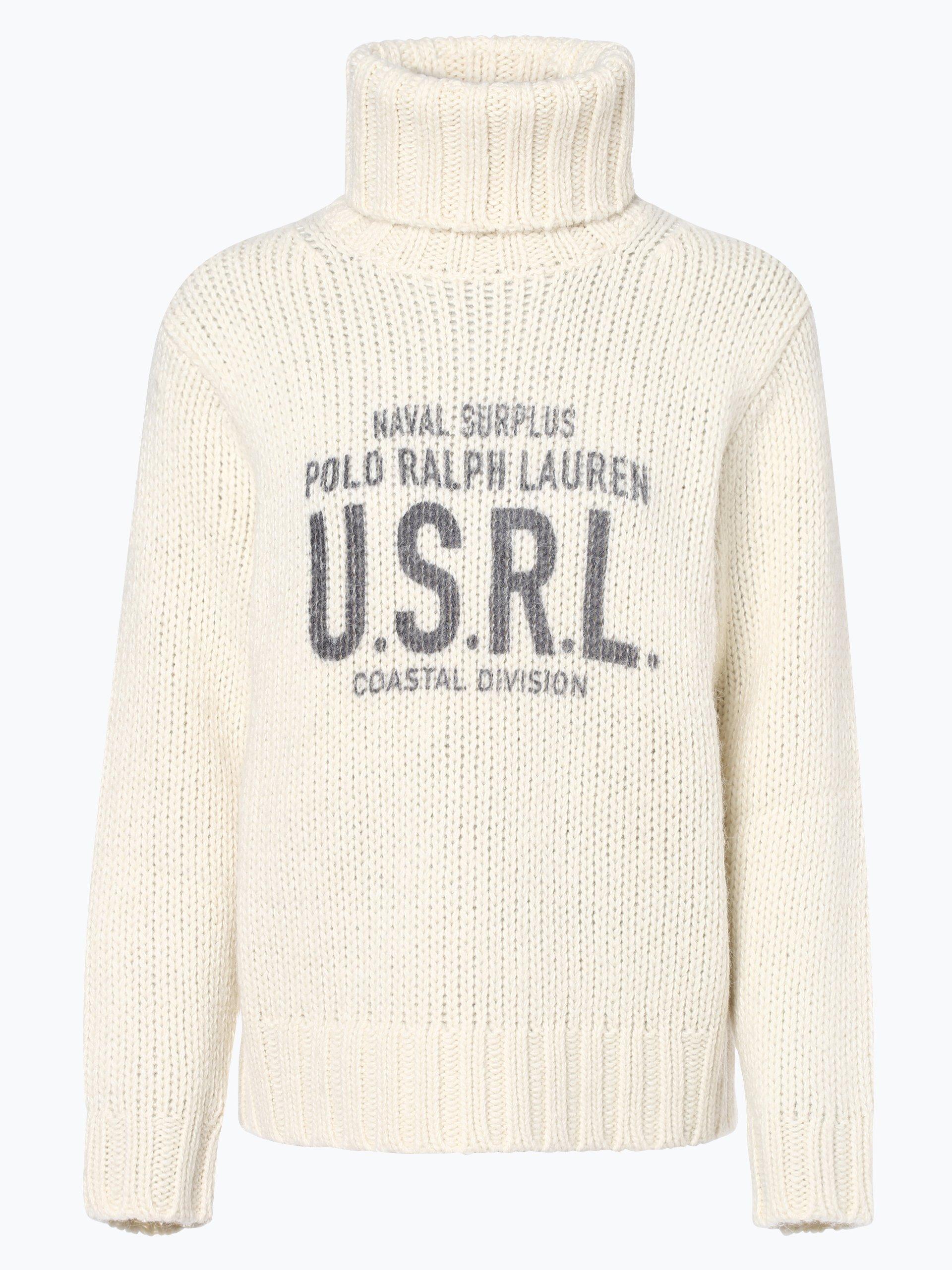 Polo Ralph Lauren Damen Pullover mit Alpaka-Anteil