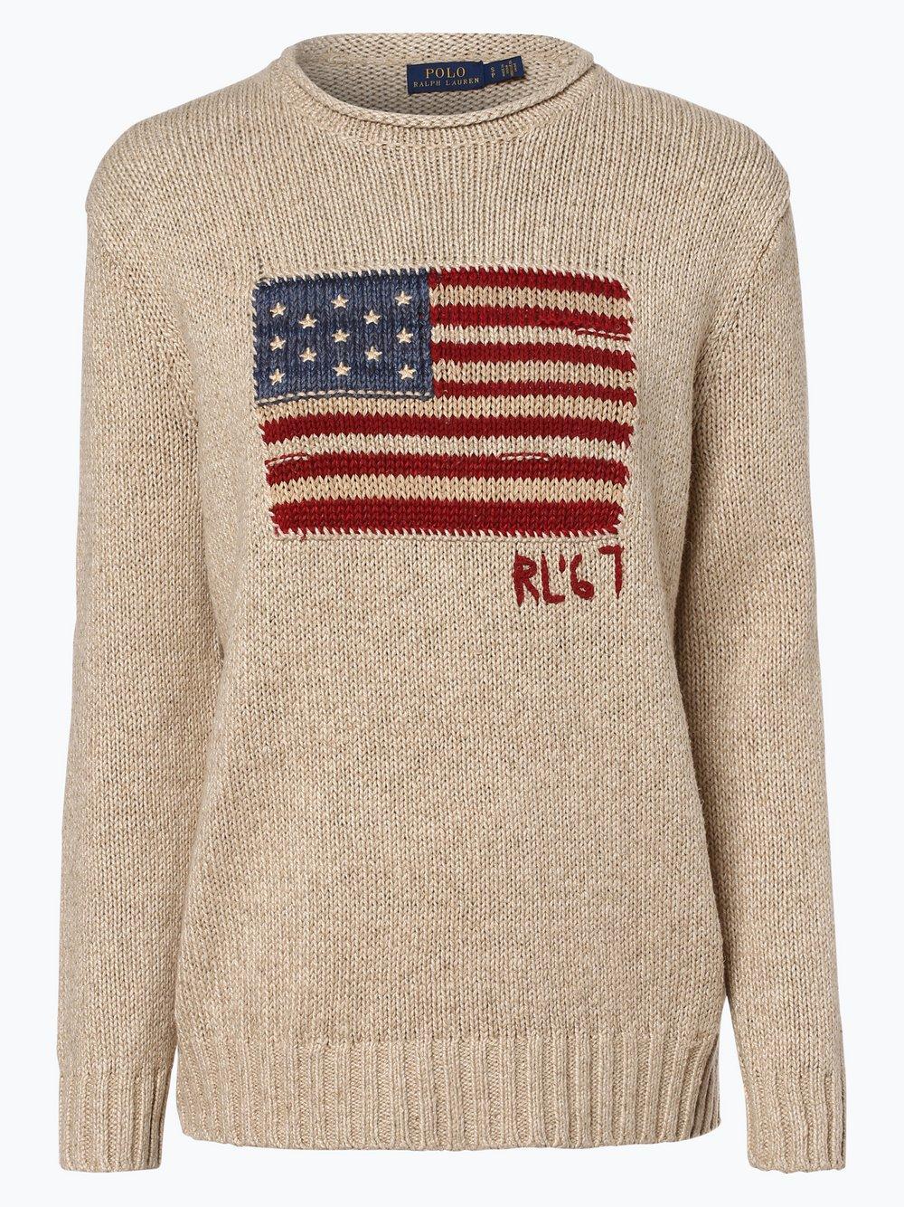 huge discount 6cd8b 72d73 Polo Ralph Lauren Damen Pullover mit Leinen-Anteil online ...