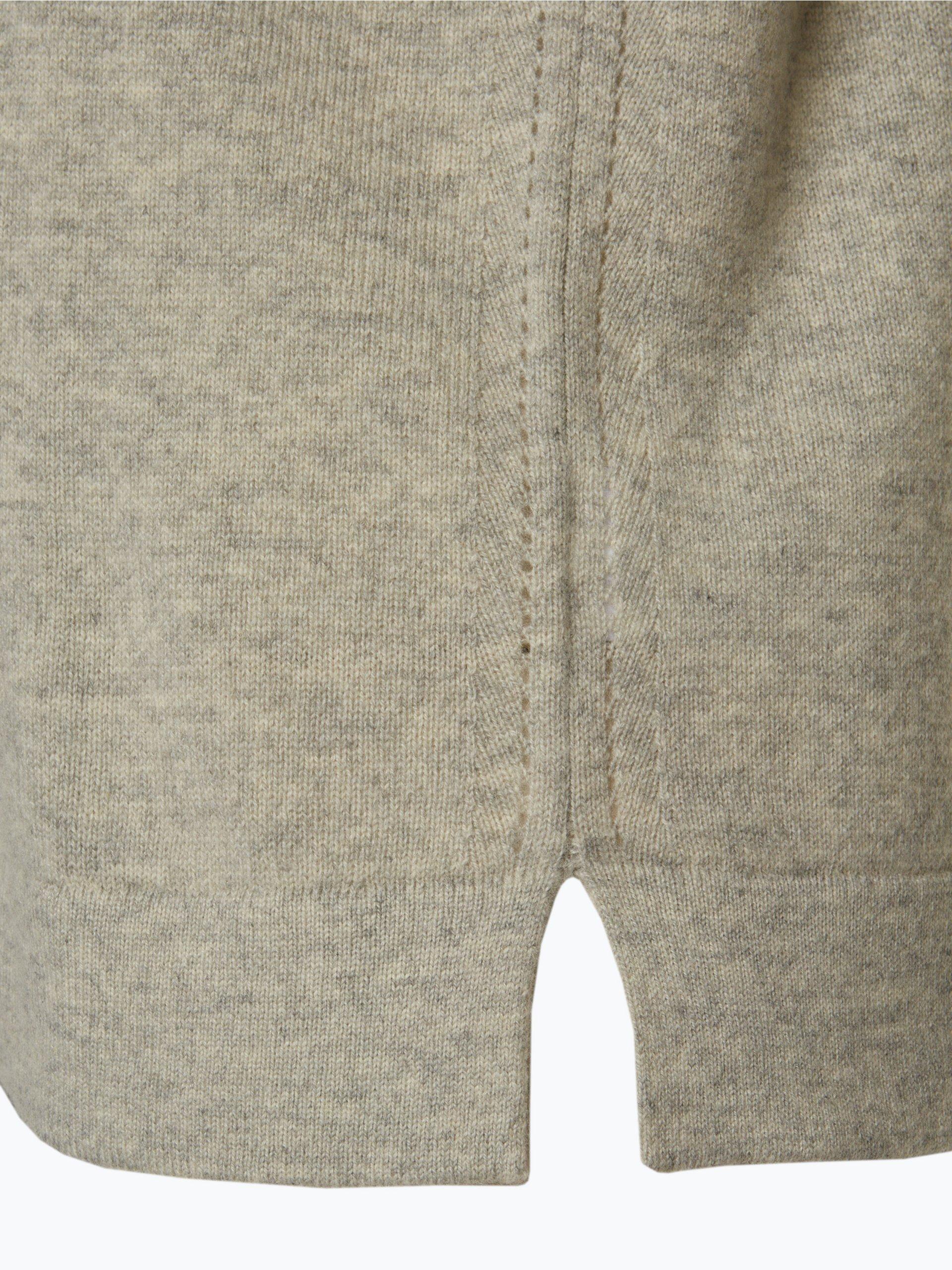 polo ralph lauren damen pure cashmere pullover grau uni. Black Bedroom Furniture Sets. Home Design Ideas