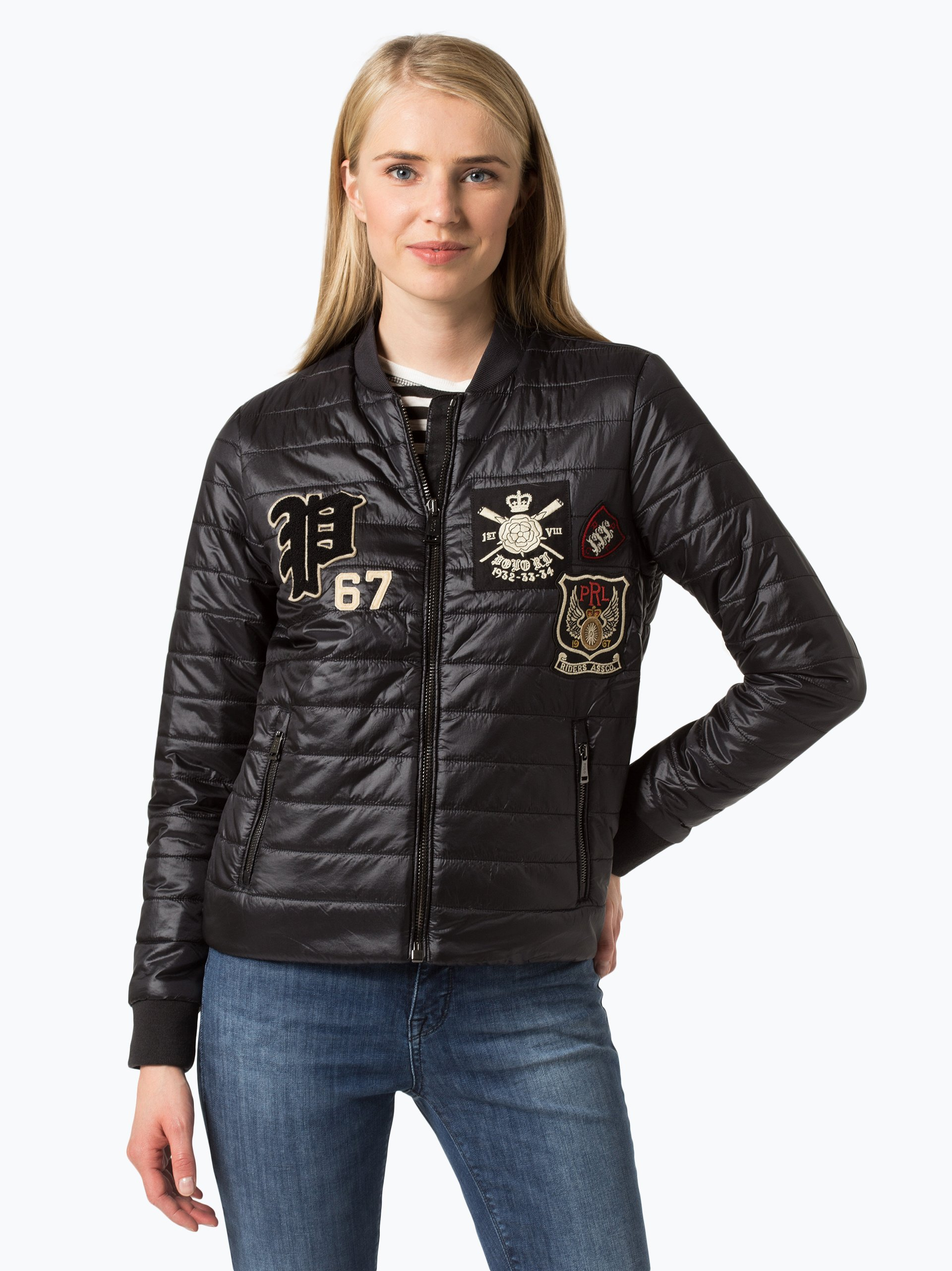 polo ralph lauren damen steppjacke online kaufen. Black Bedroom Furniture Sets. Home Design Ideas