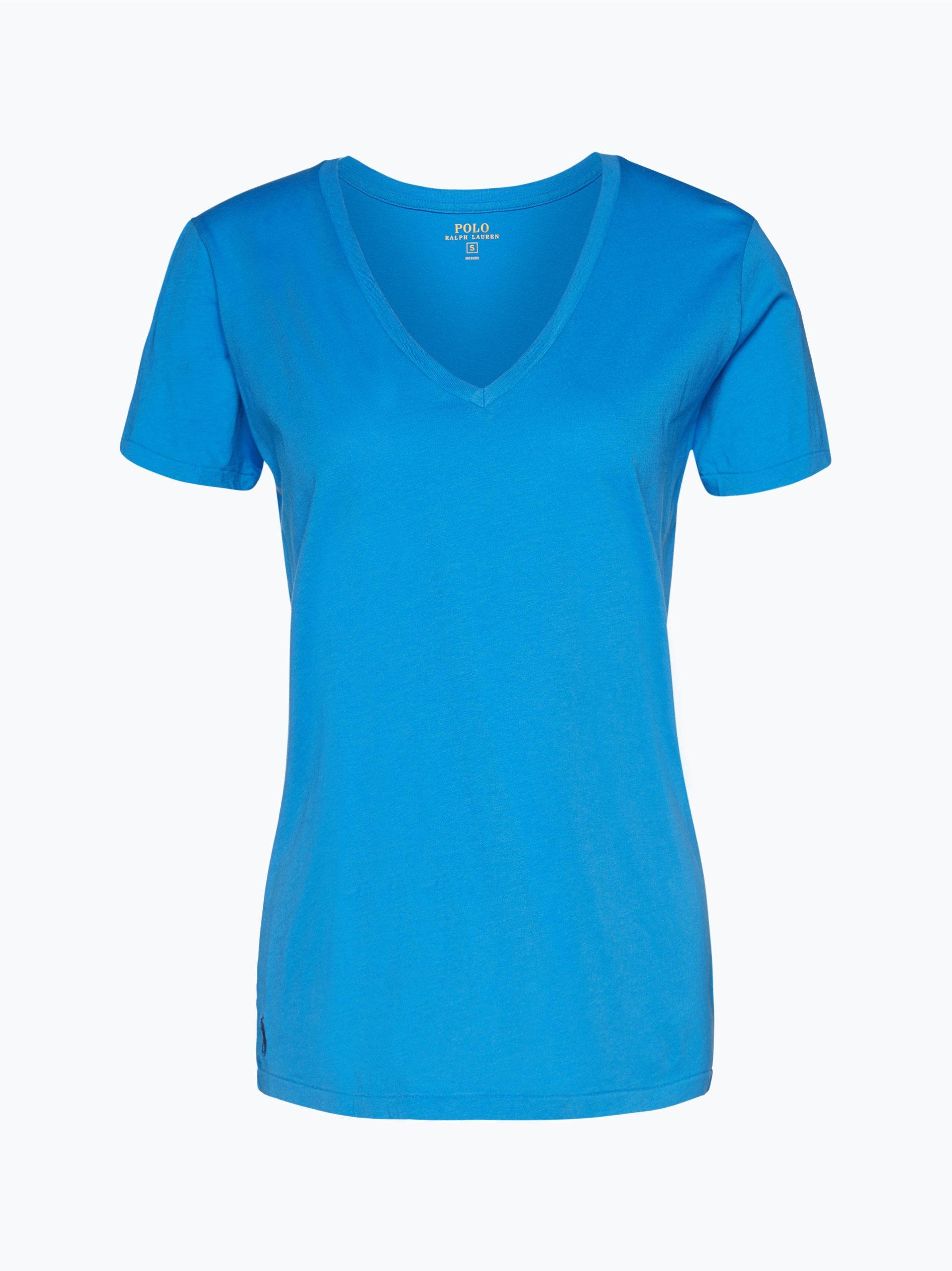 polo ralph lauren damen t shirt royal uni online kaufen vangraaf com. Black Bedroom Furniture Sets. Home Design Ideas
