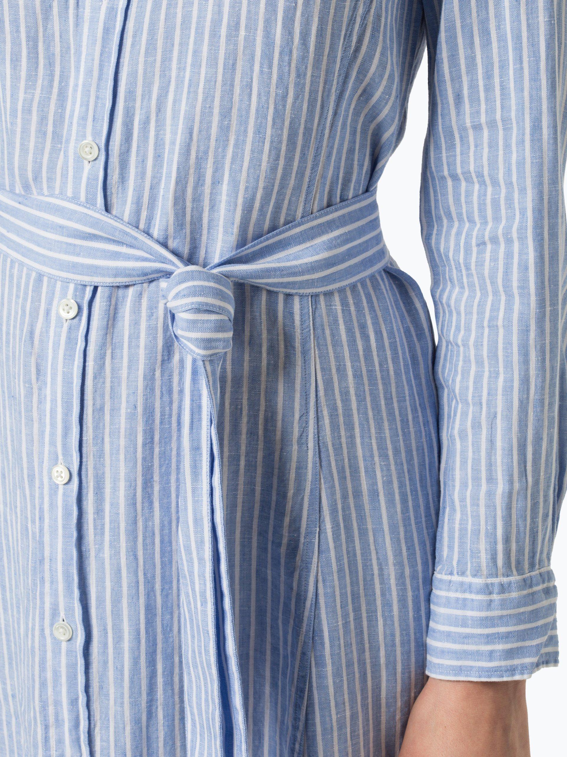 Polo Ralph Lauren Damska sukienka lniana
