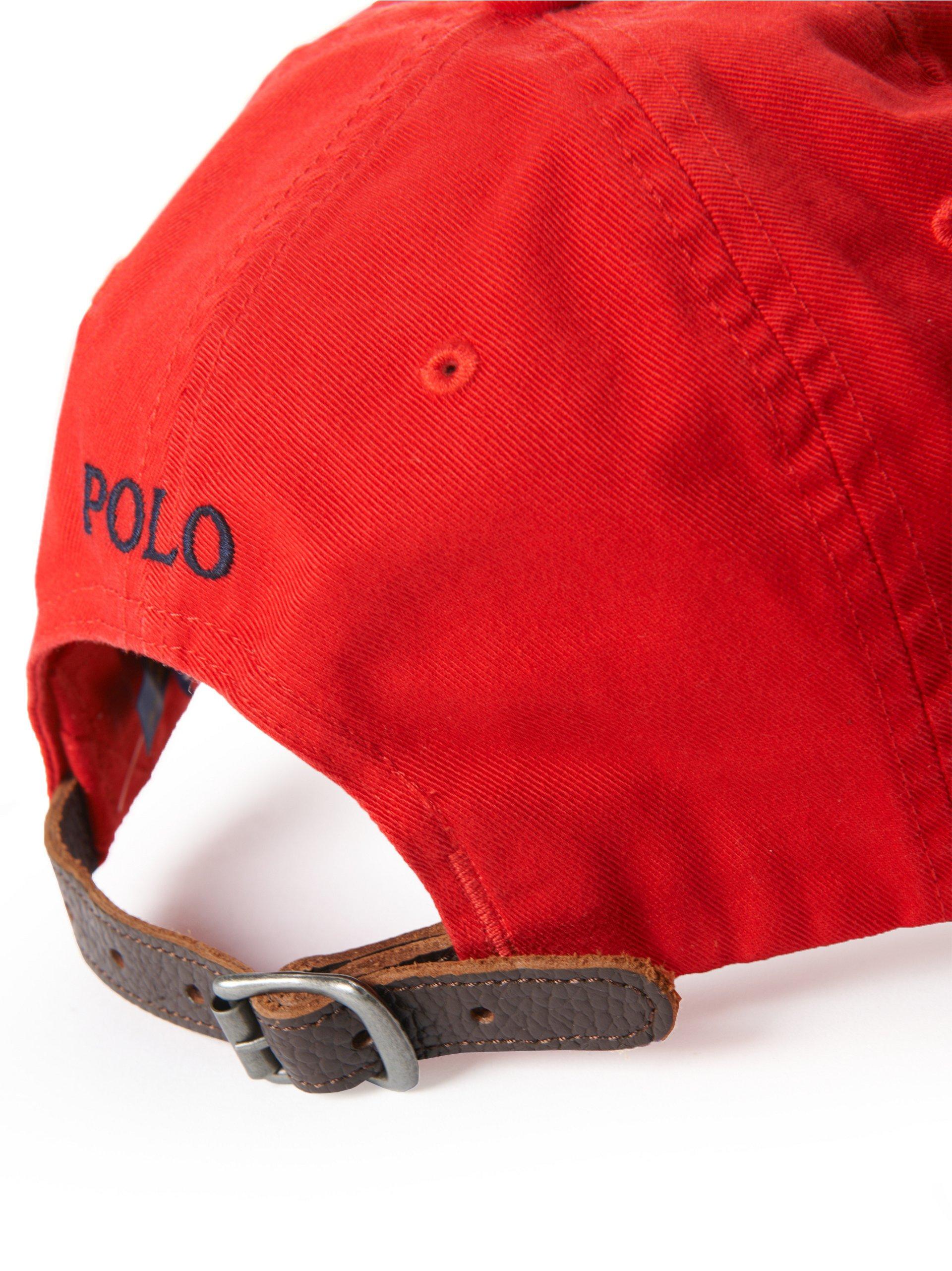 polo ralph lauren herren cap rot uni online kaufen peek und cloppenburg de. Black Bedroom Furniture Sets. Home Design Ideas