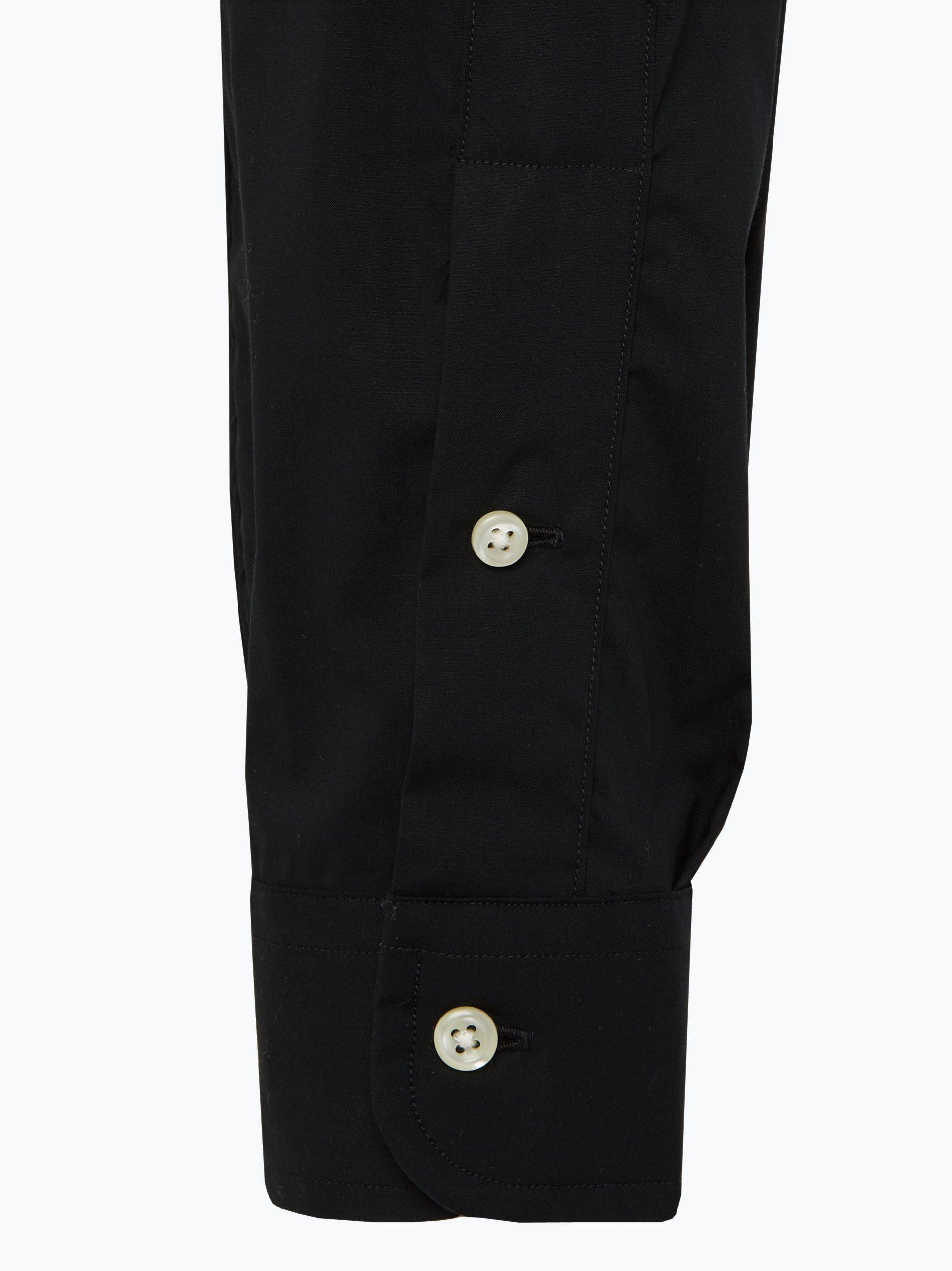 polo ralph lauren herren hemd schwarz uni online kaufen vangraaf com. Black Bedroom Furniture Sets. Home Design Ideas
