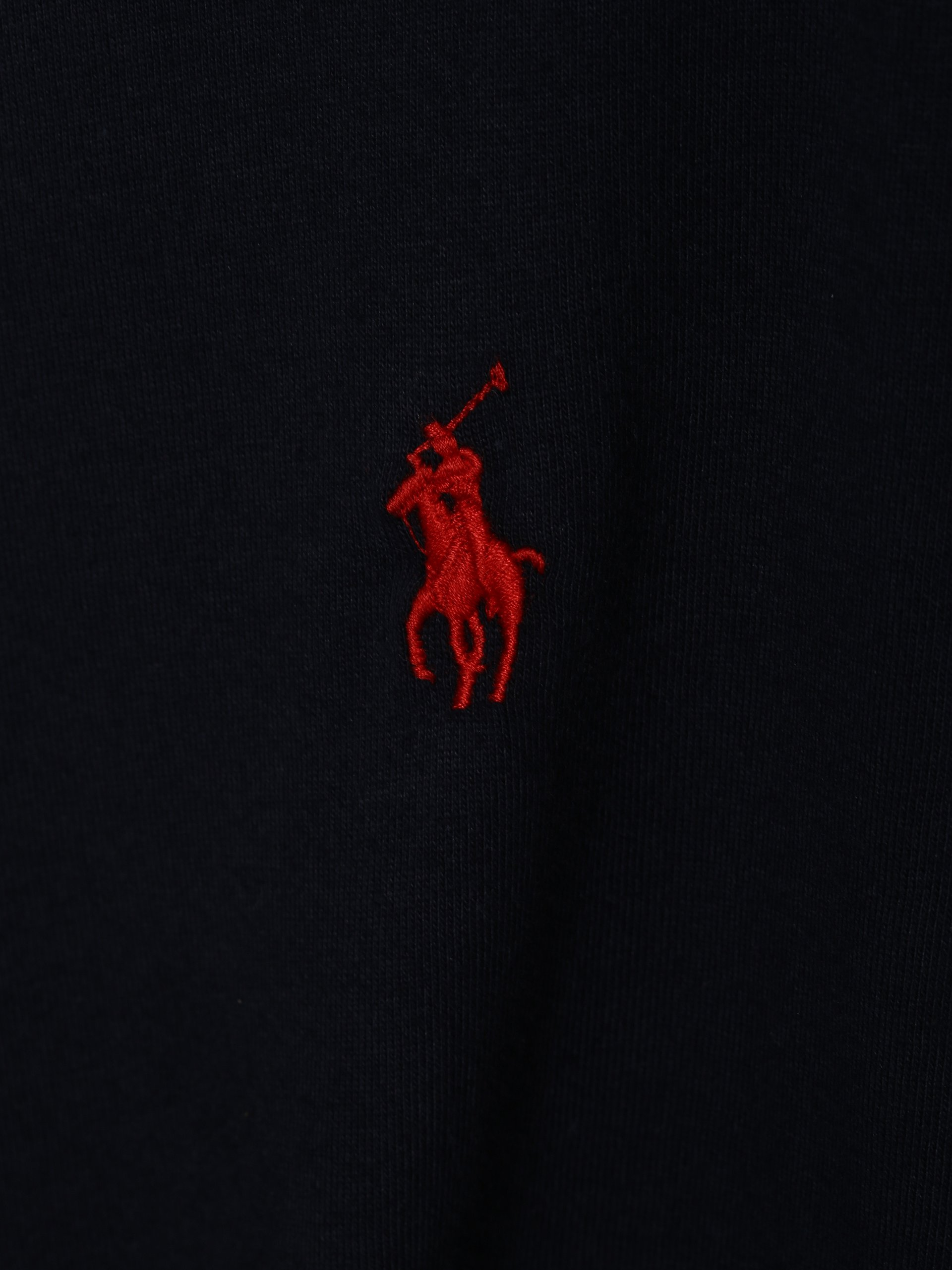 Polo Ralph Lauren Herren Langarmshirt - Custom Slim Fit