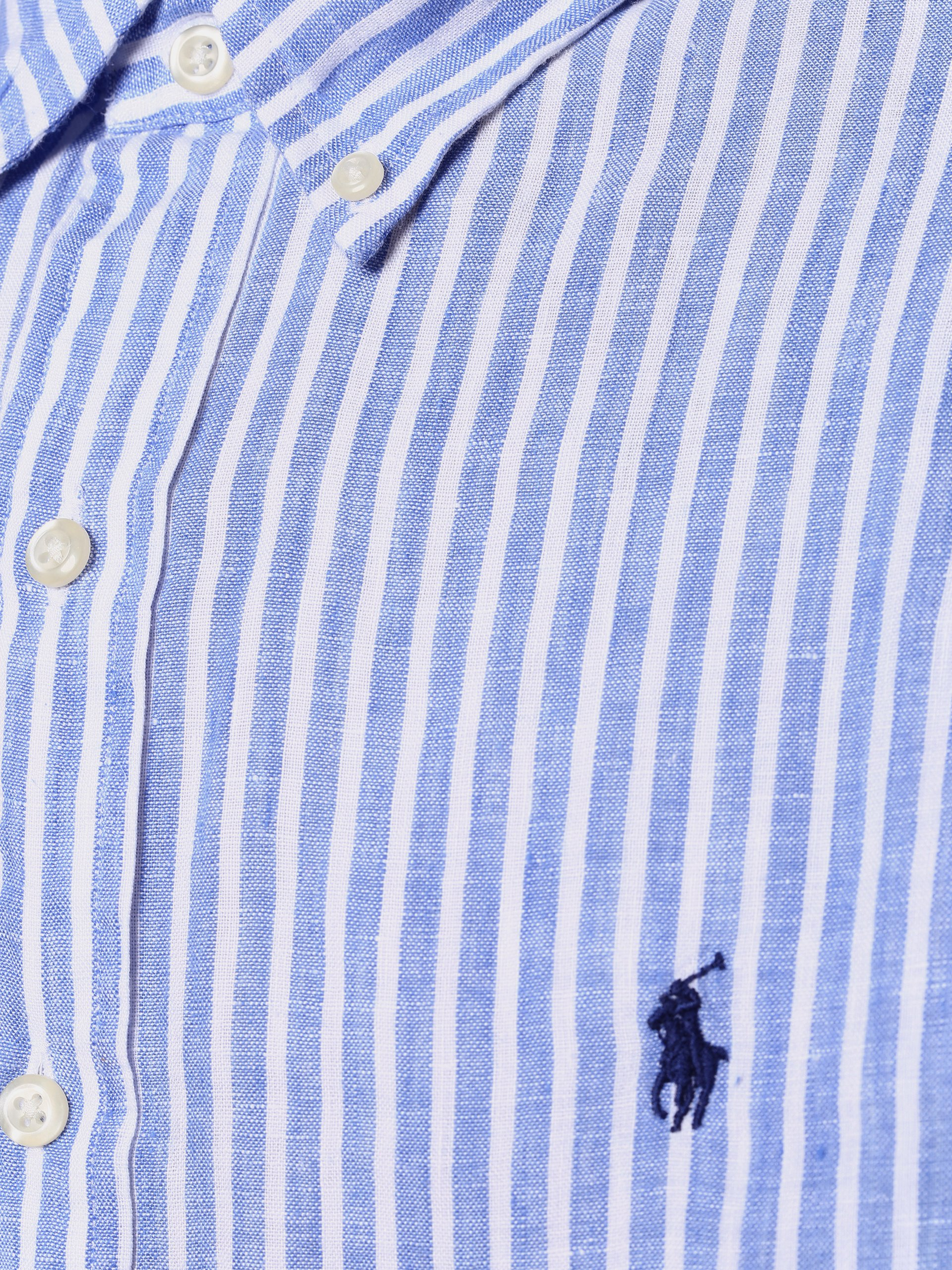 Polo Ralph Lauren Herren Leinenhemd Comfort Fit