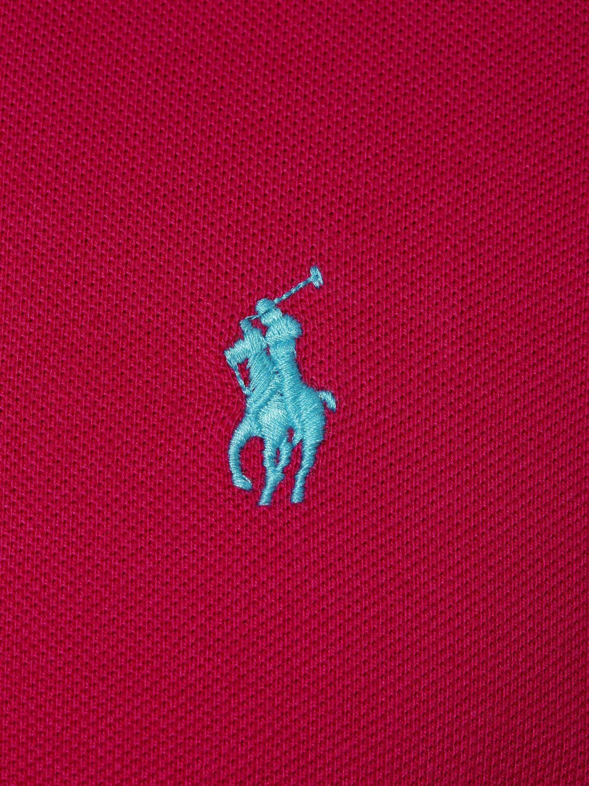 Polo Ralph Lauren Herren Poloshirt - Custom Slim Fit