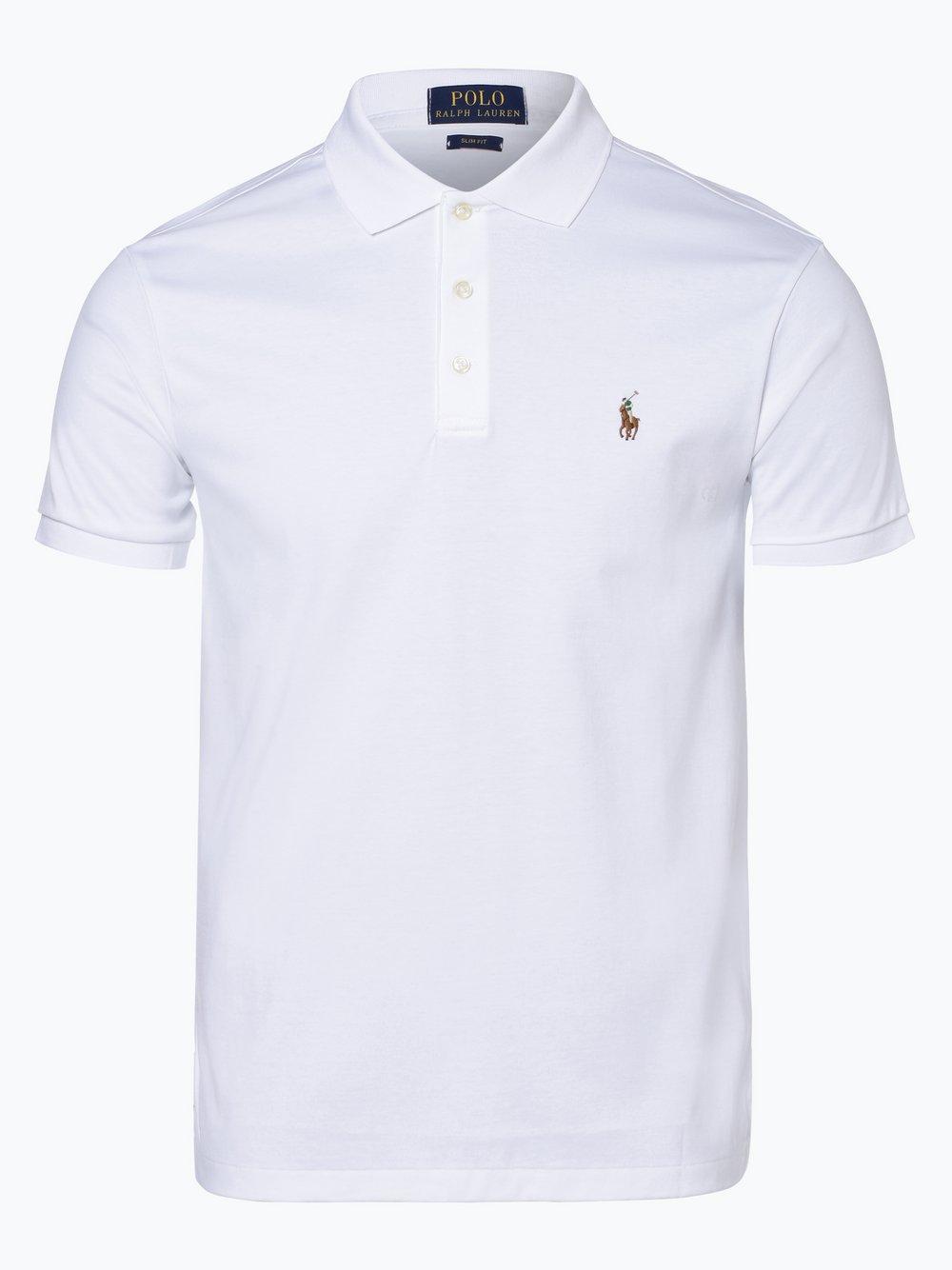 1d1d4be28436 Polo Ralph Lauren Herren Poloshirt Slim Fit online kaufen   VANGRAAF.COM