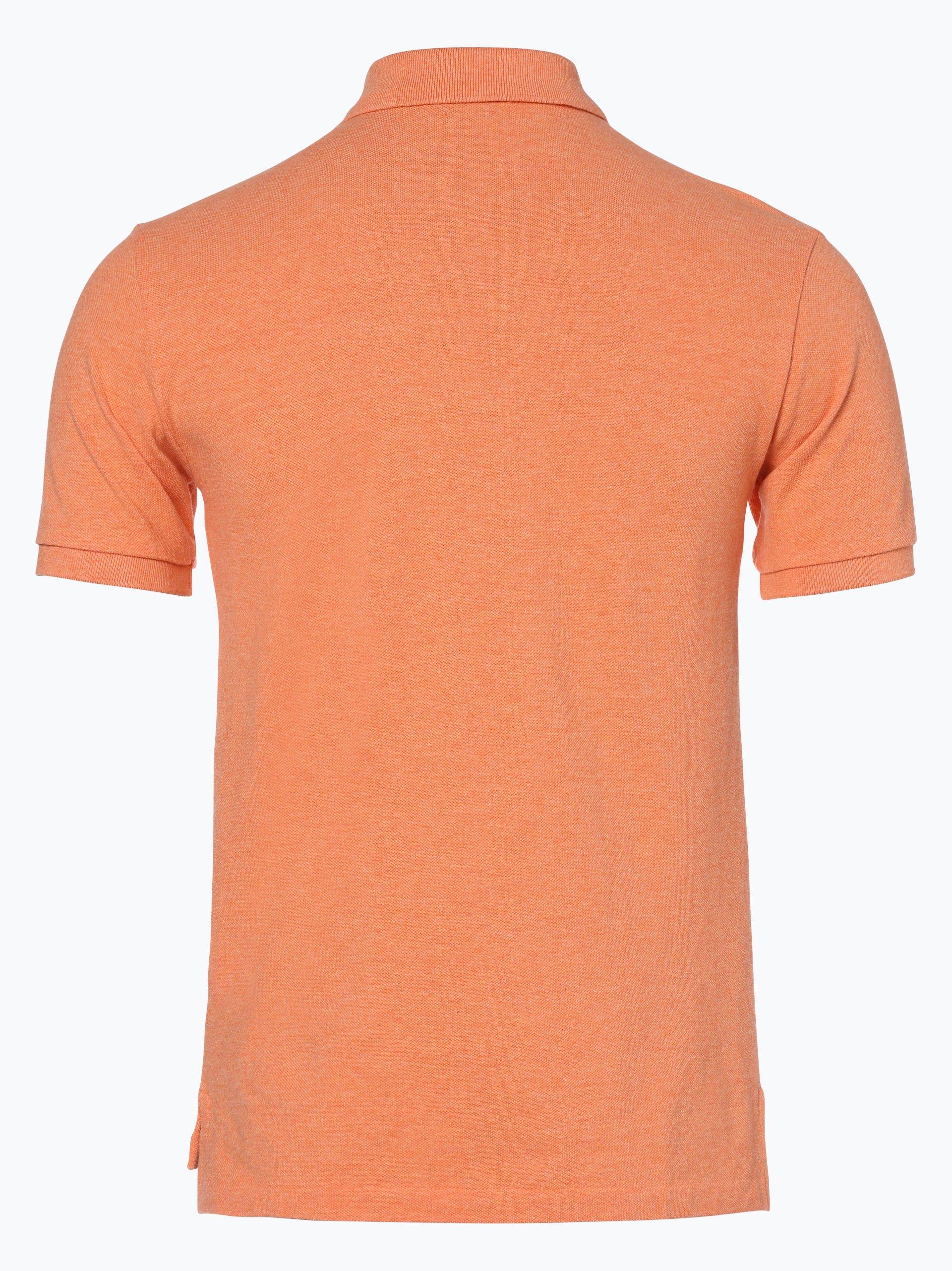 polo ralph lauren herren poloshirt orange uni online kaufen peek und cloppenburg de. Black Bedroom Furniture Sets. Home Design Ideas