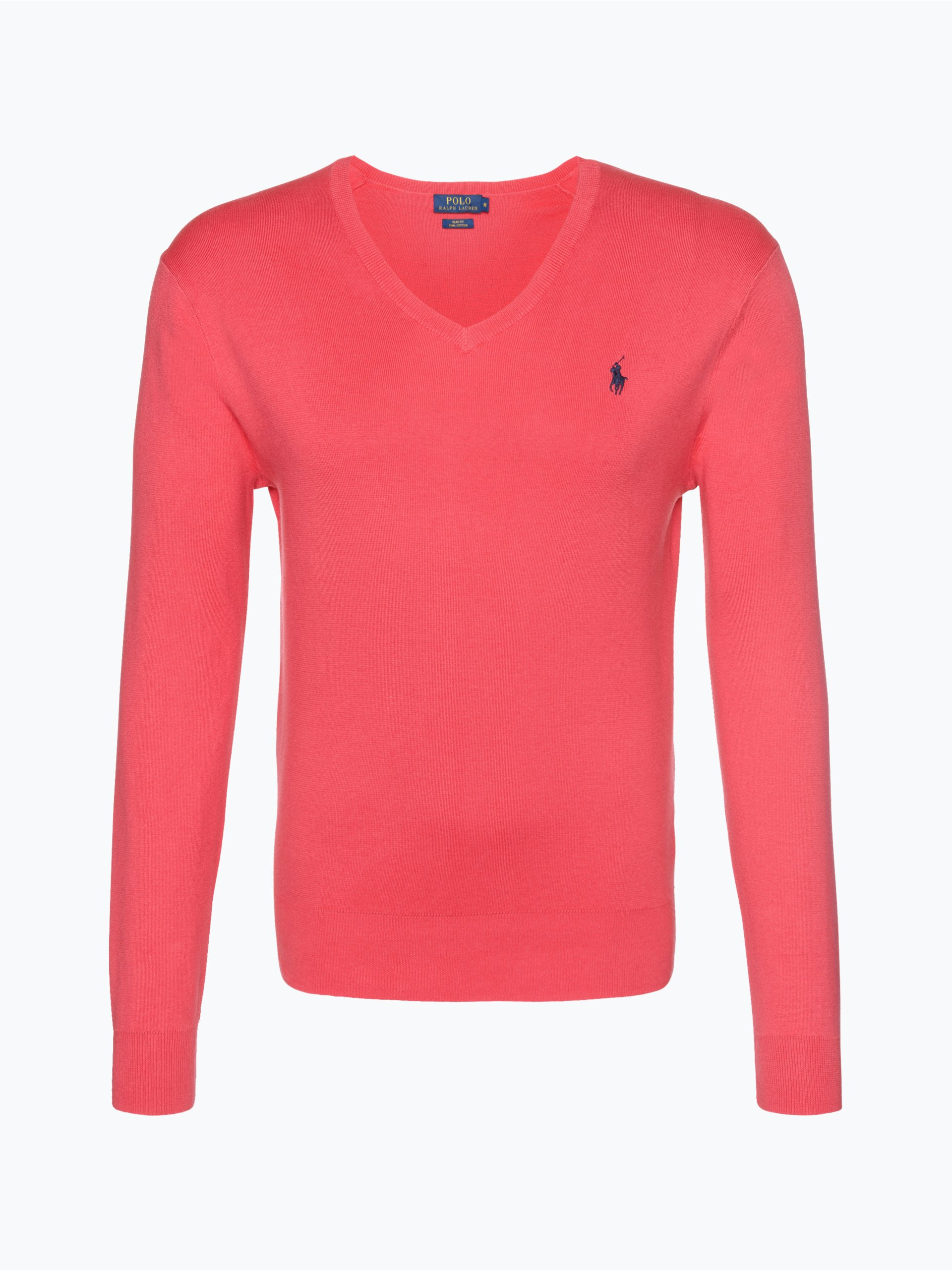 polo ralph lauren herren pullover pink uni online kaufen vangraaf com. Black Bedroom Furniture Sets. Home Design Ideas
