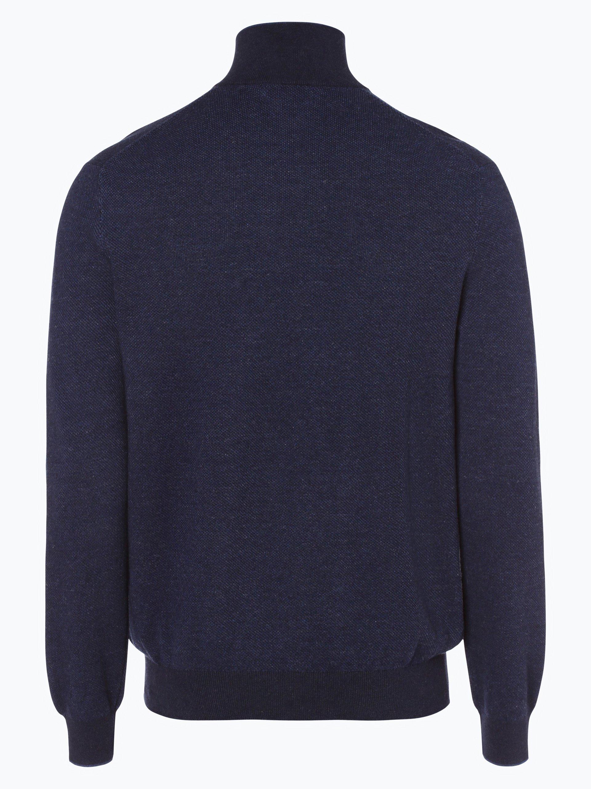 polo ralph lauren herren pullover indigo meliert online kaufen vangraaf com. Black Bedroom Furniture Sets. Home Design Ideas