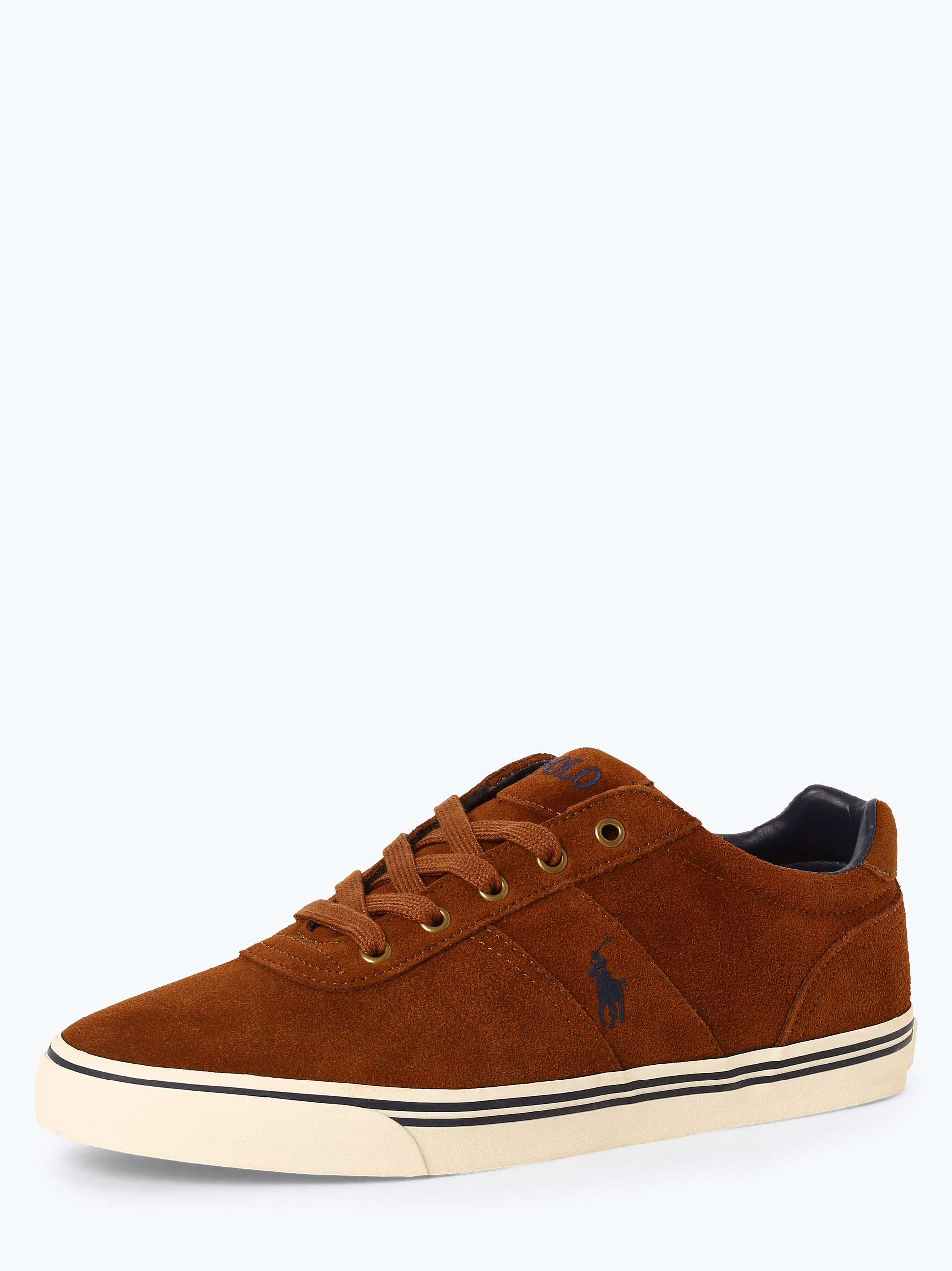 Polo Ralph Lauren Herren Sneaker aus Leder - Hanford