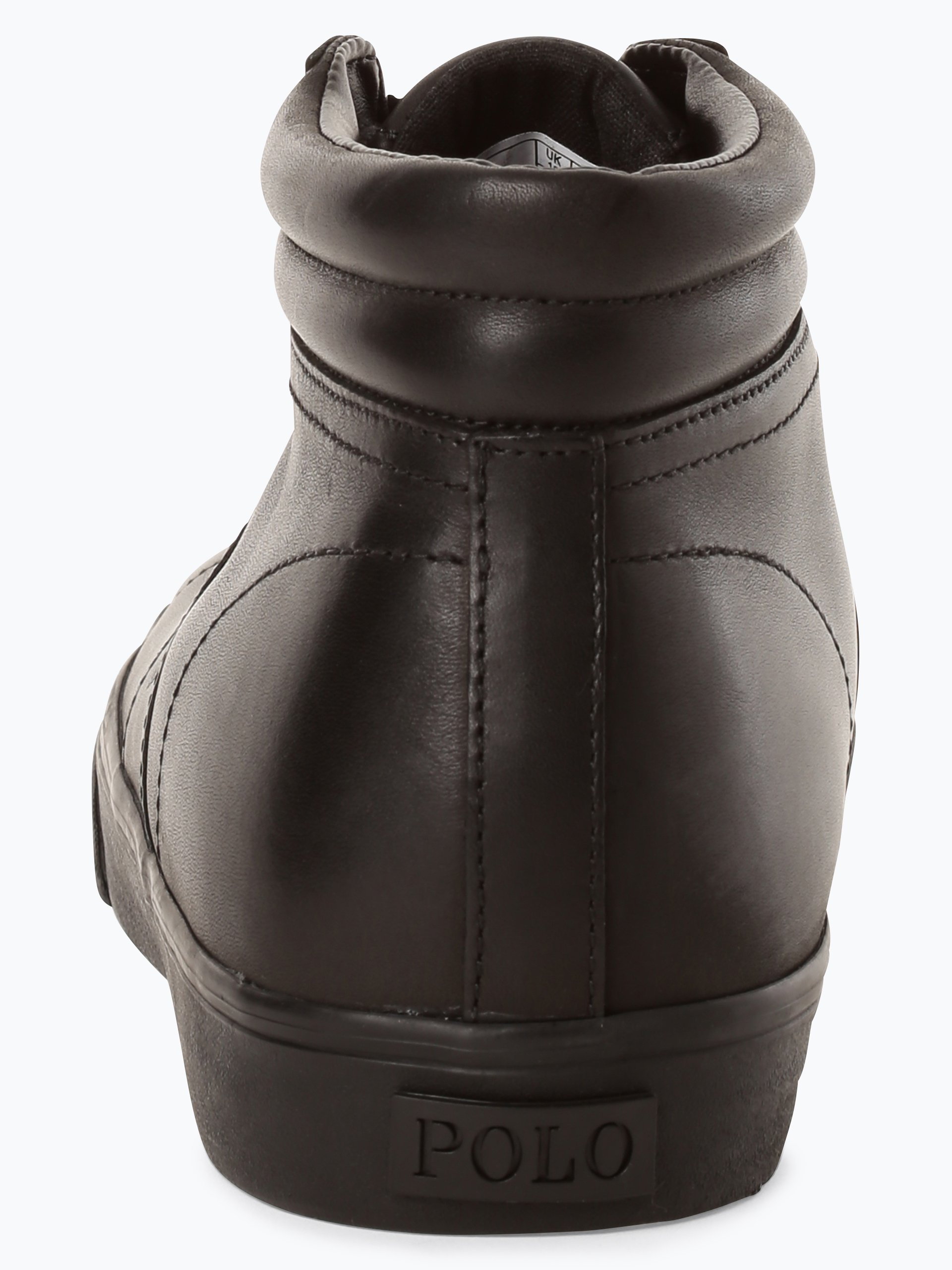 polo ralph lauren herren sneaker aus leder online kaufen. Black Bedroom Furniture Sets. Home Design Ideas