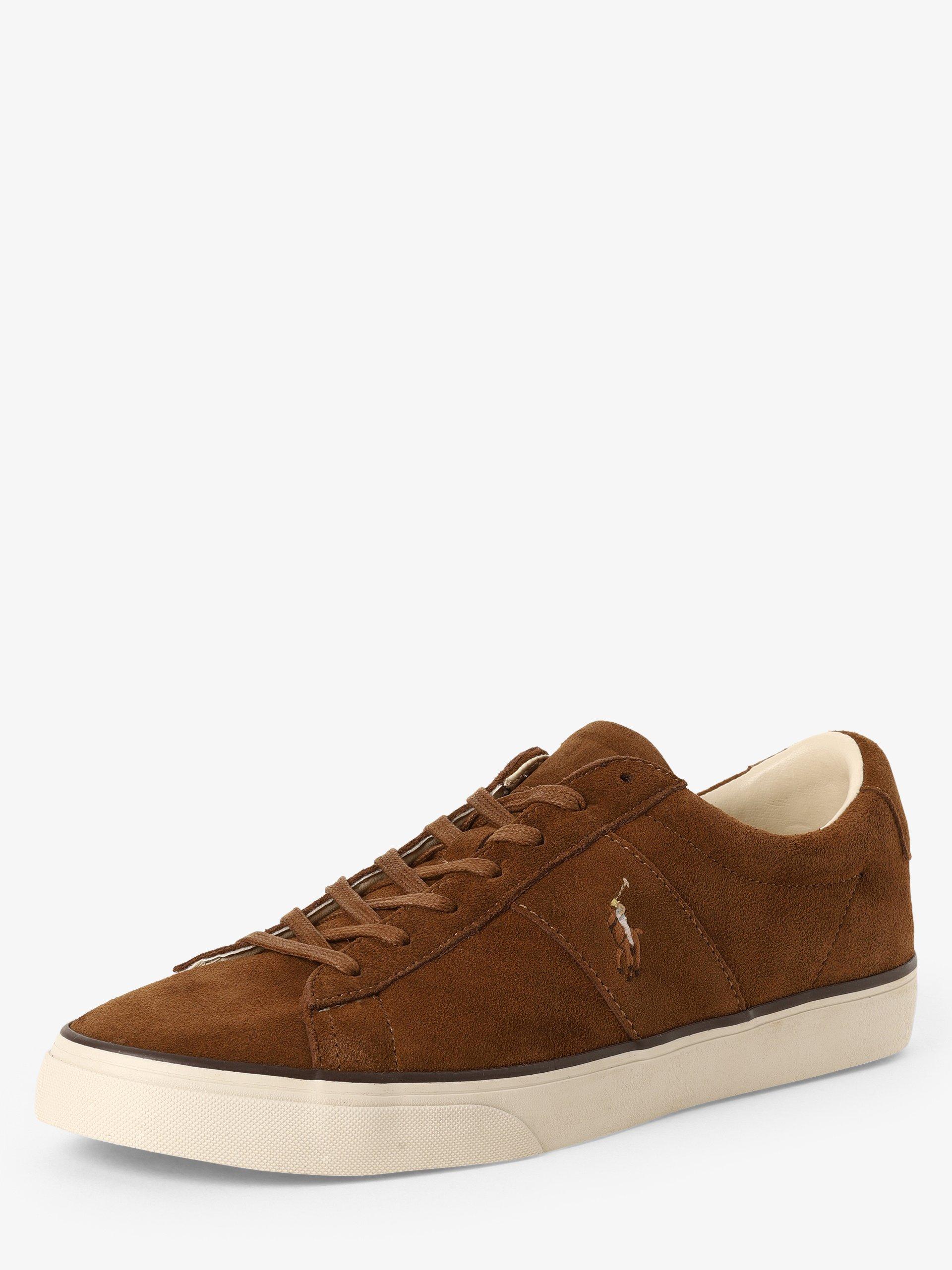 Polo Ralph Lauren Herren Sneaker aus Leder