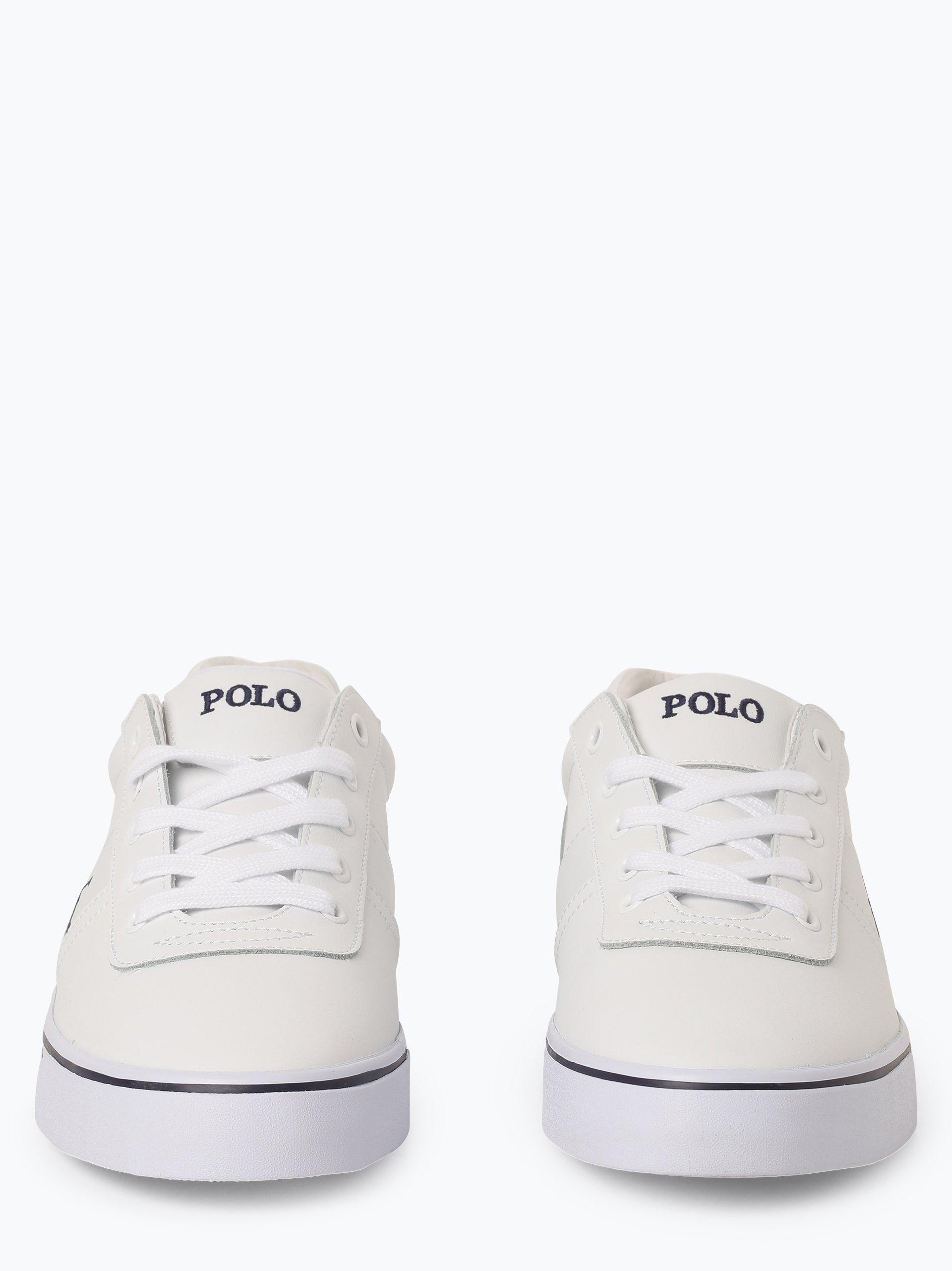 Polo Ralph Lauren Herren Sneaker mit Leder-Anteil