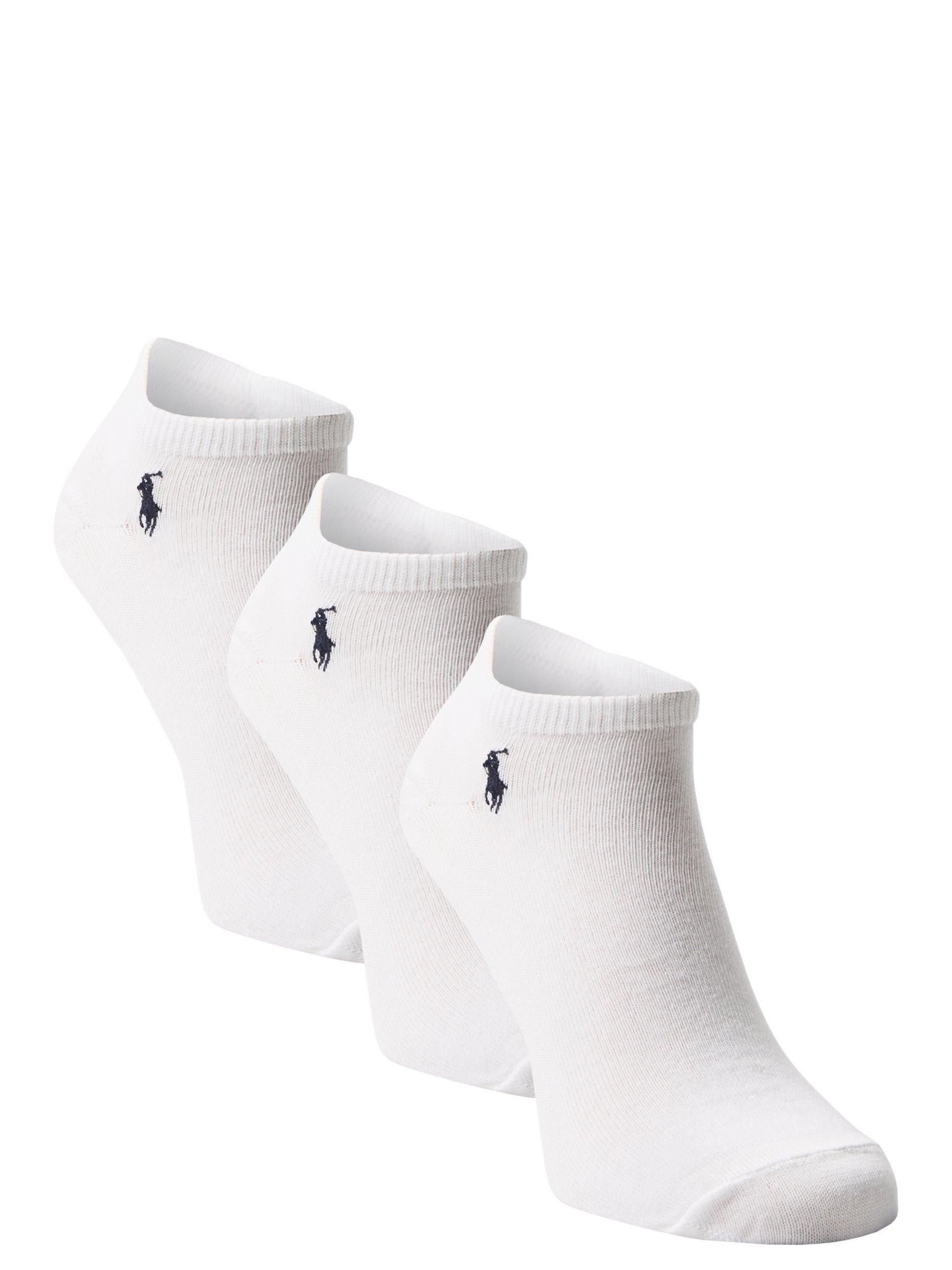 Polo Ralph Lauren Herren Sneakersocken im 3er-Pack