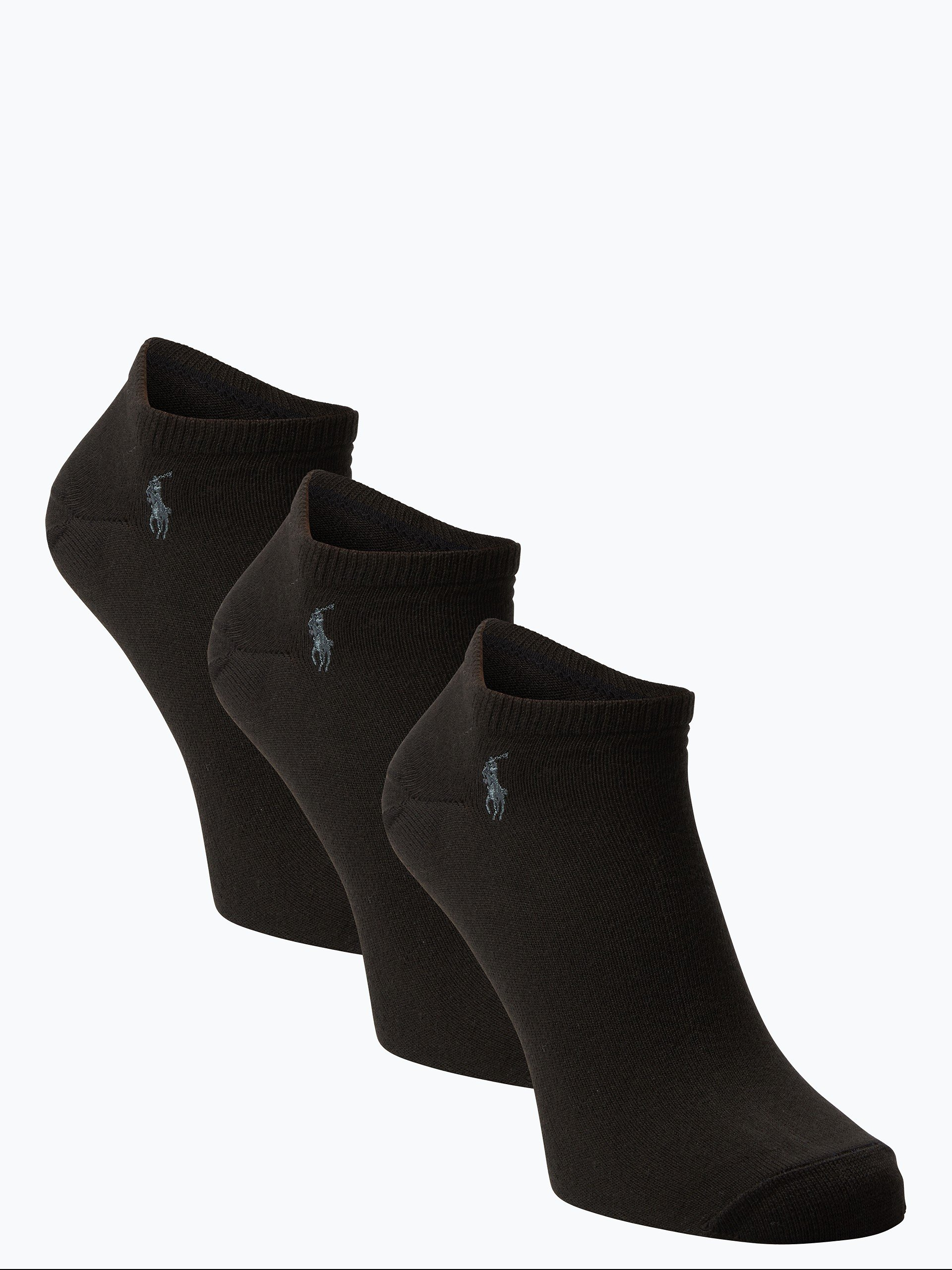 Polo Ralph Lauren Herren Sneakersocken im 3er-Pack