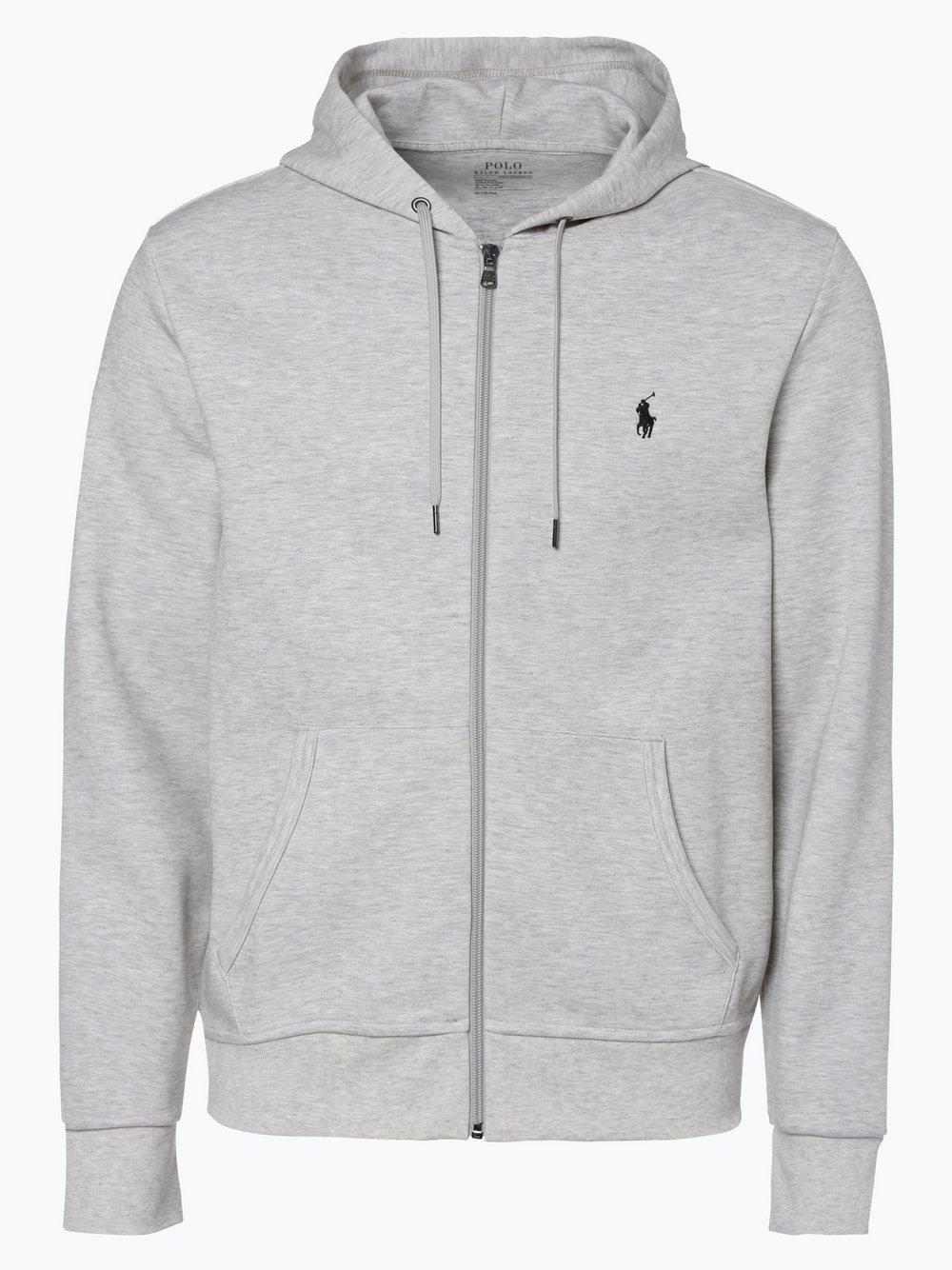 faed97f6a24 Polo Ralph Lauren Herren Sweatjacke grau uni online kaufen
