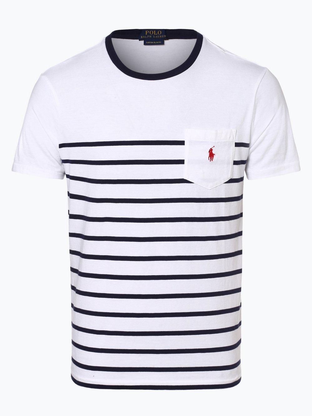premium selection 65c5b 2e682 Polo Ralph Lauren Herren T-Shirt - Custom Slim Fit online ...