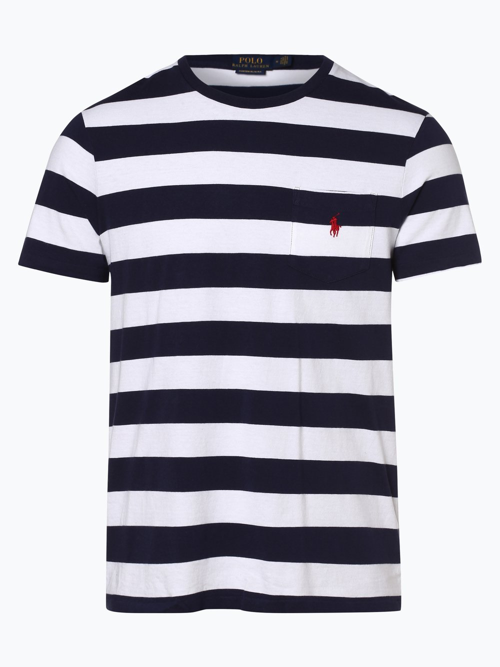 3ed7d2a6edfc0c Polo Ralph Lauren Herren T-Shirt - Custom Slim Fit online kaufen ...