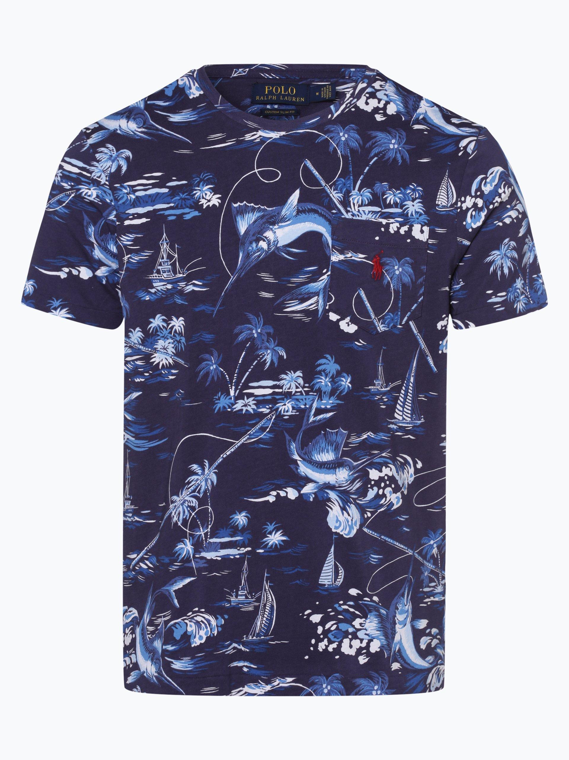 Polo Ralph Lauren Herren T-Shirt - Slim Fit