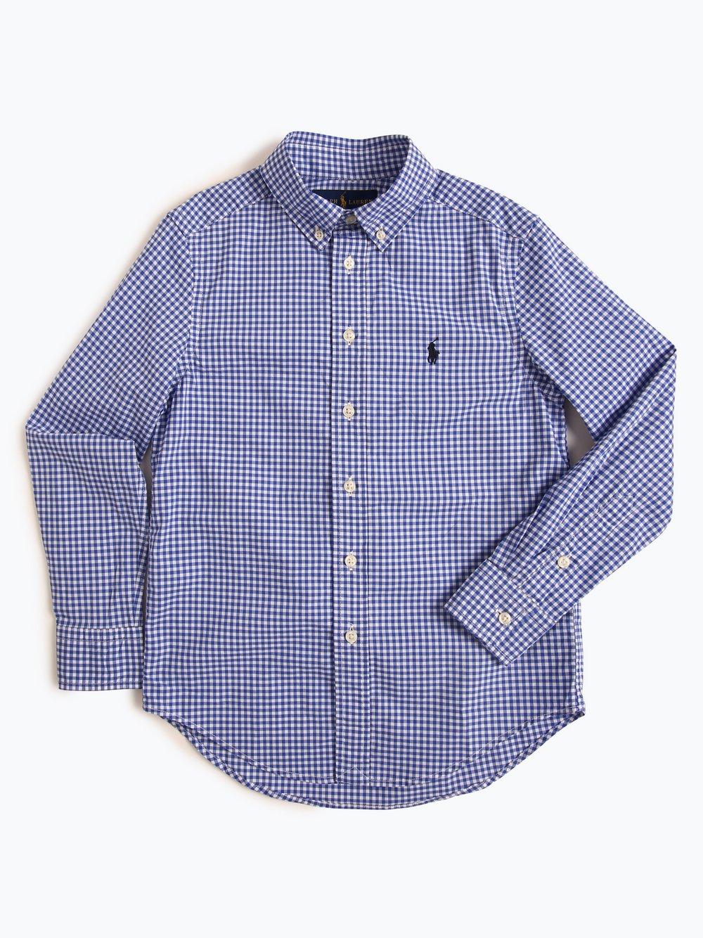 199a09f0136464 Polo Ralph Lauren Jungen Hemd online kaufen