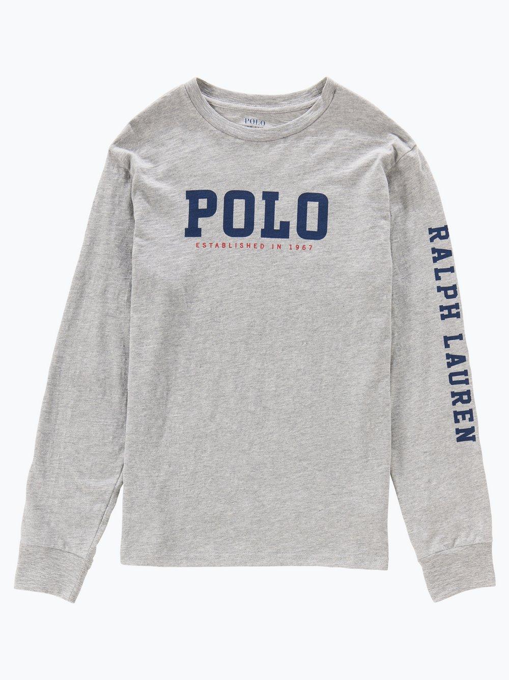new arrival 5f5b9 10963 Polo Ralph Lauren Jungen Langarmshirt online kaufen ...