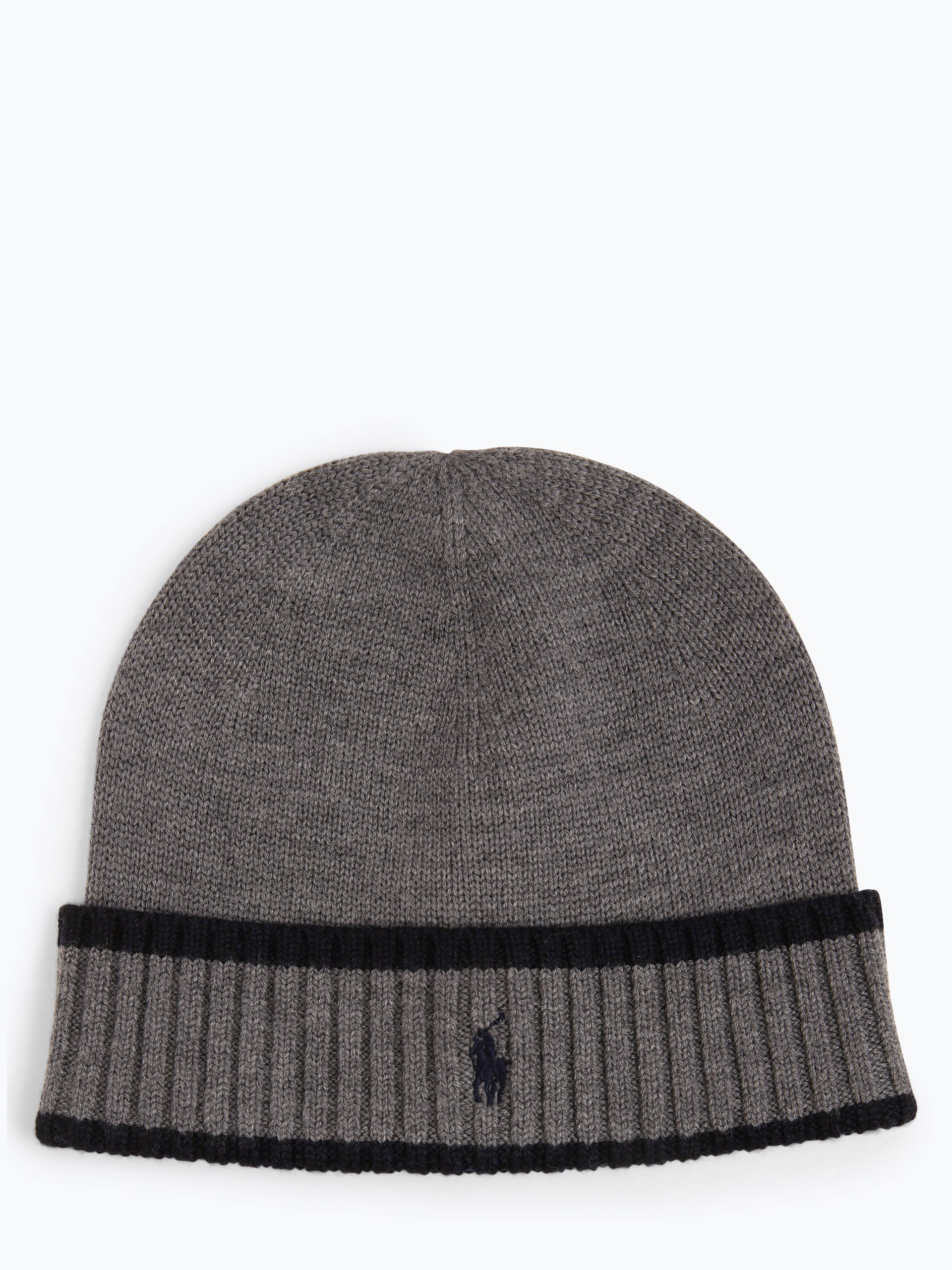 Polo Ralph Lauren Jungen Mütze aus Merinowolle
