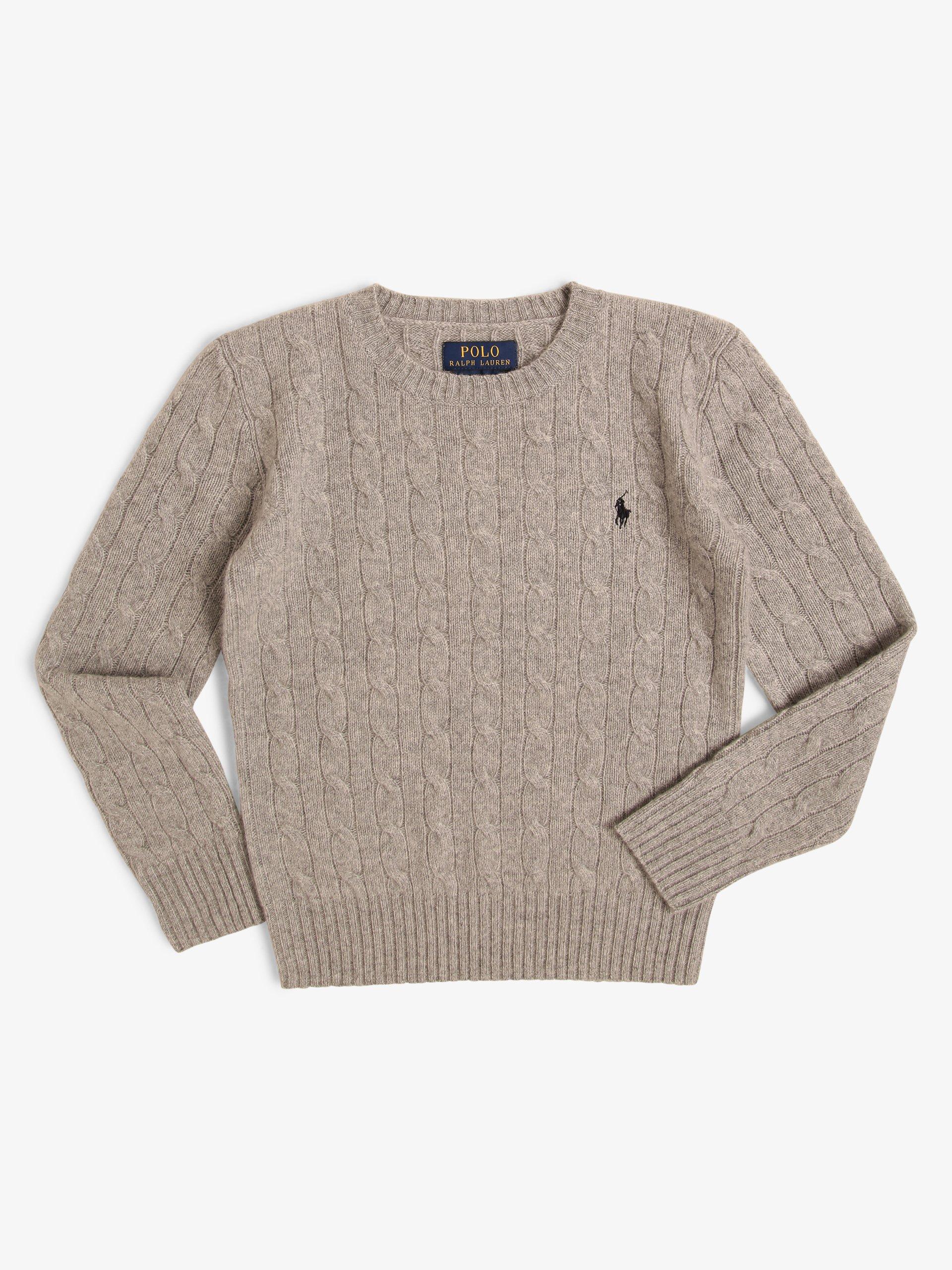 Polo Ralph Lauren Jungen Pullover mit Cashmere-Anteil