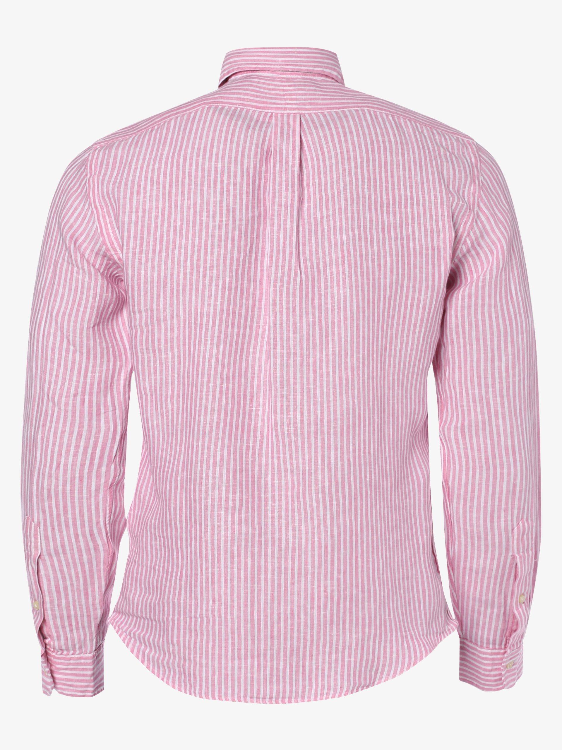 Polo Ralph Lauren Męska koszula lniana – Slim Fit
