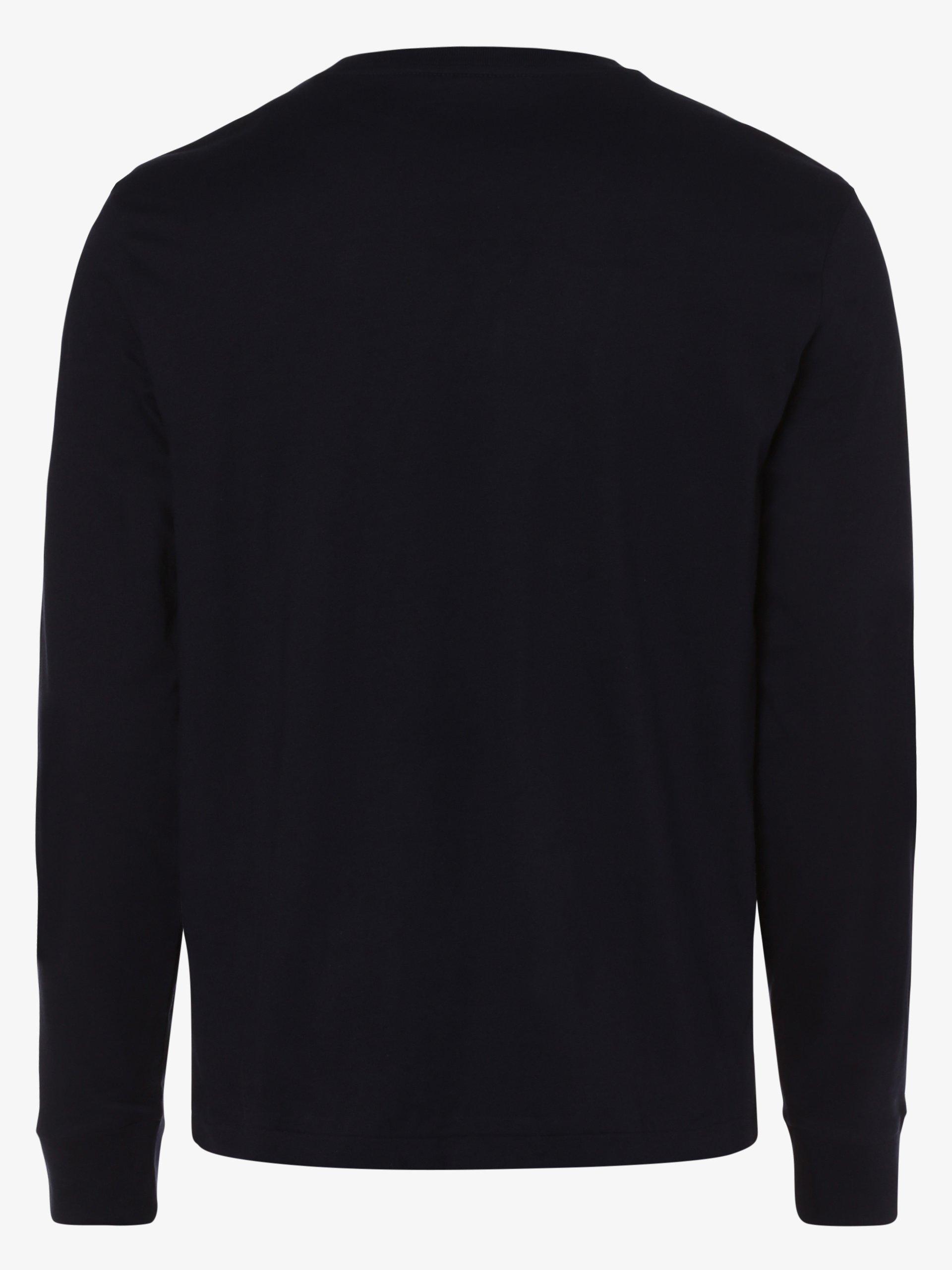 Polo Ralph Lauren Męska koszulka z długim rękawem – Custom Slim Fit